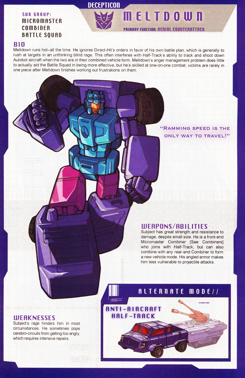 Read online Transformers: More than Meets the Eye comic -  Issue #4 - 3