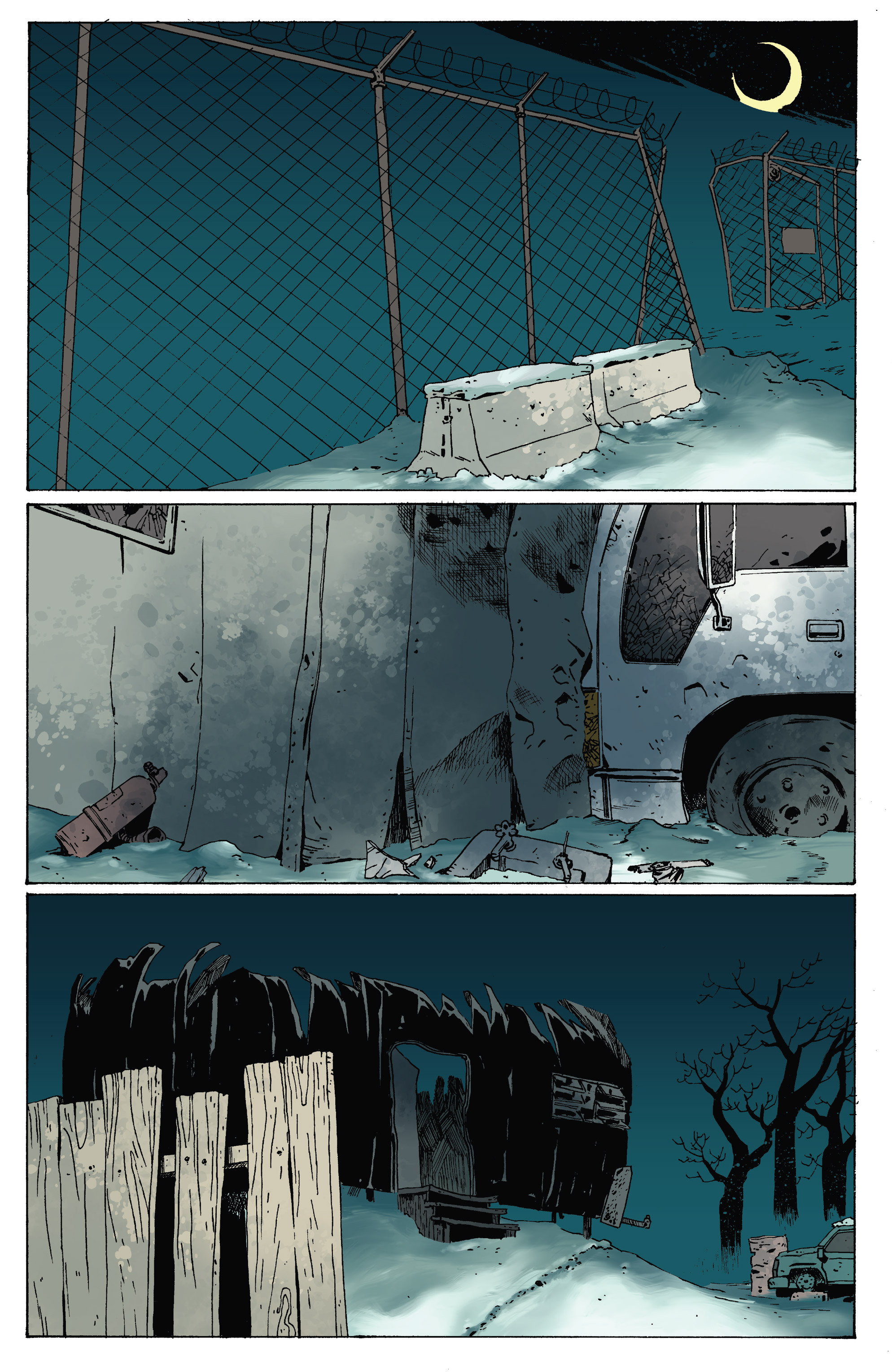 Read online Sheltered comic -  Issue #10 - 3