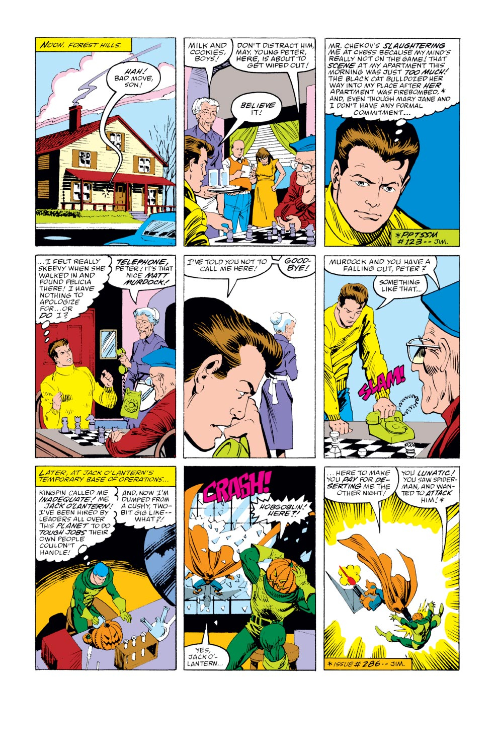 The Amazing Spider-Man (1963) 288 Page 12