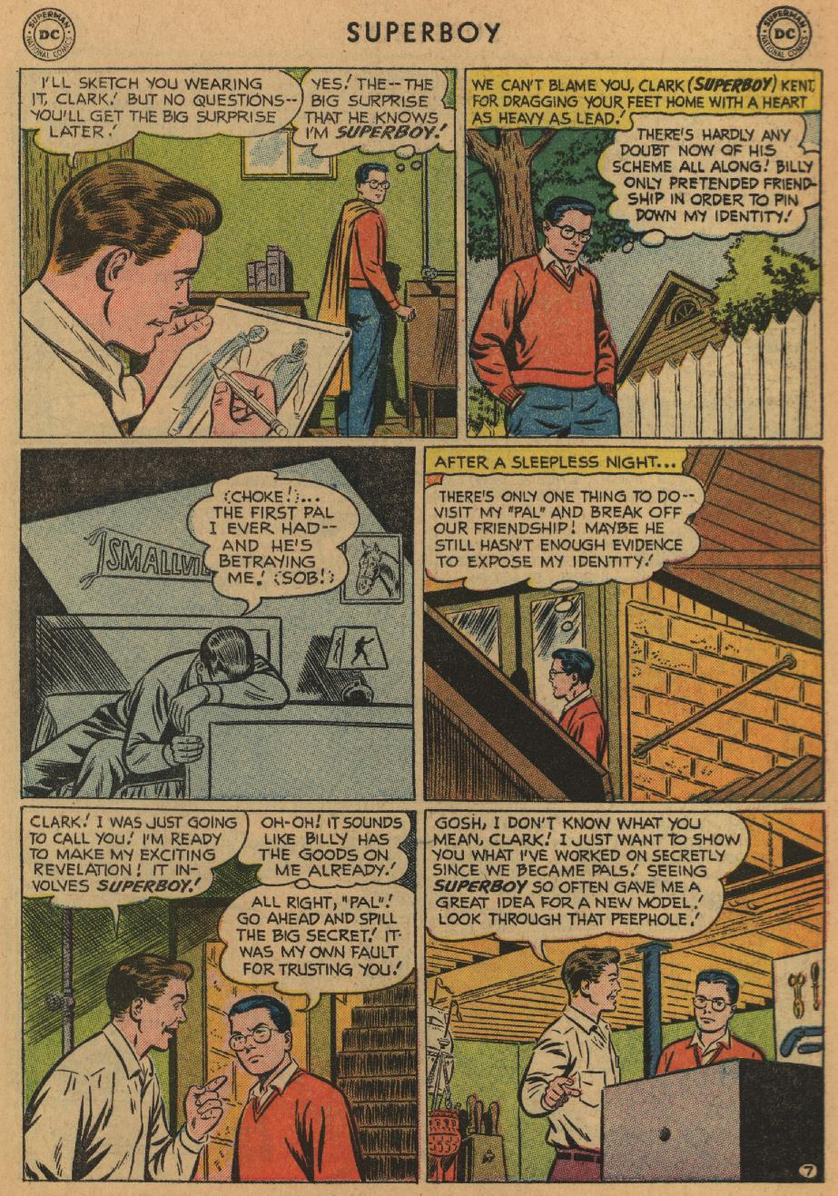 Superboy (1949) issue 47 - Page 8