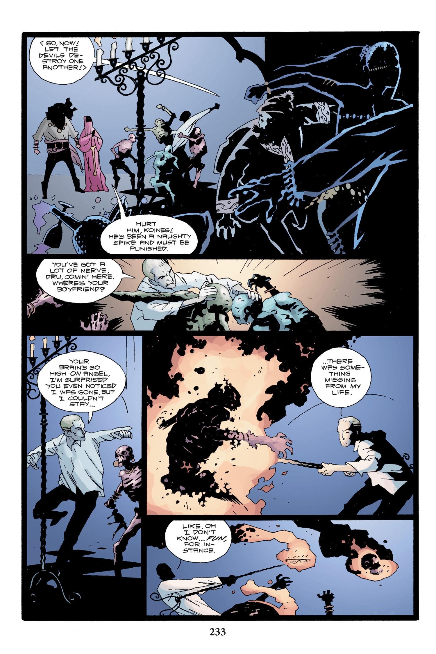 Read online Buffy the Vampire Slayer: Omnibus comic -  Issue # TPB 2 - 226