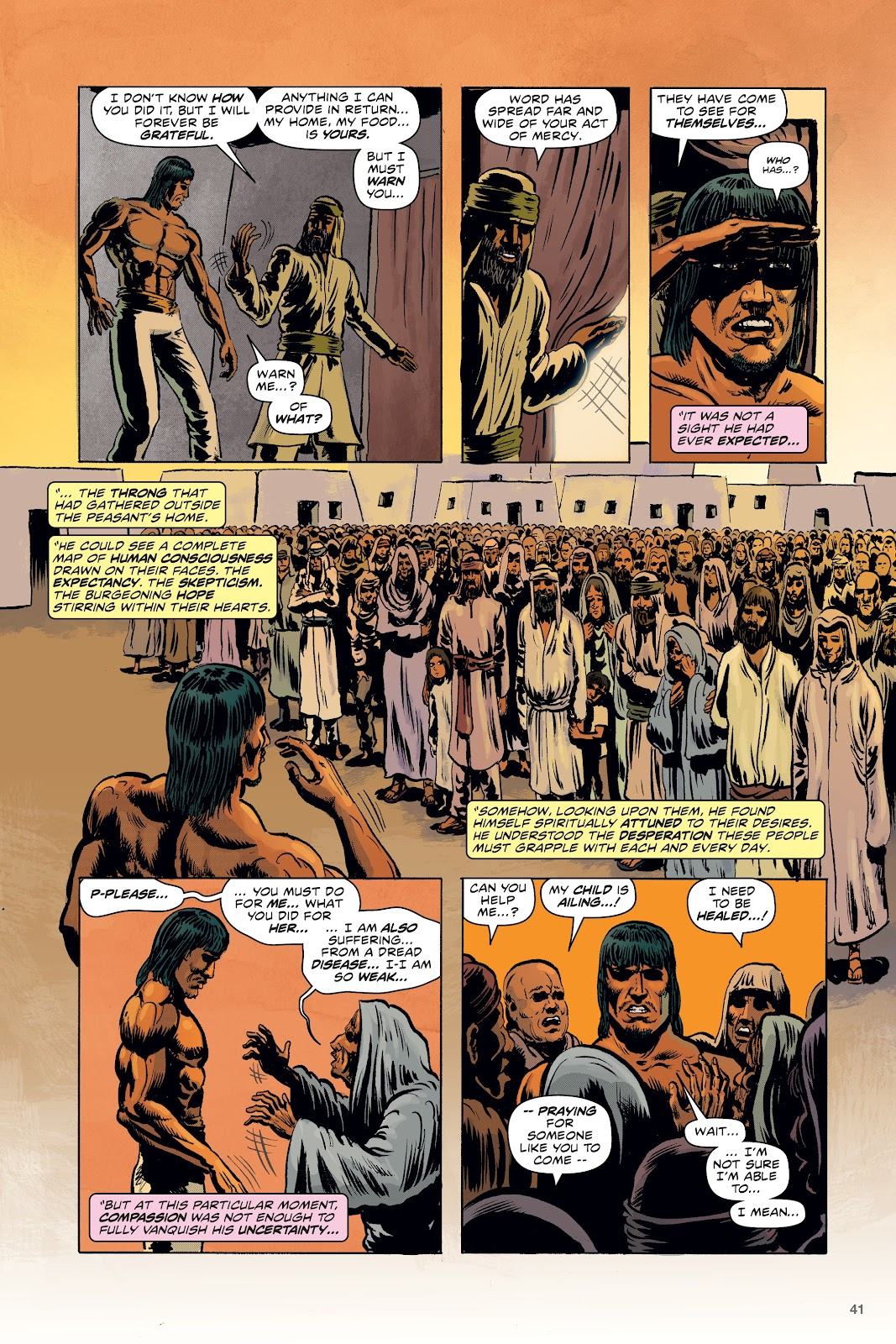 Read online Jesusfreak comic -  Issue # Full - 37