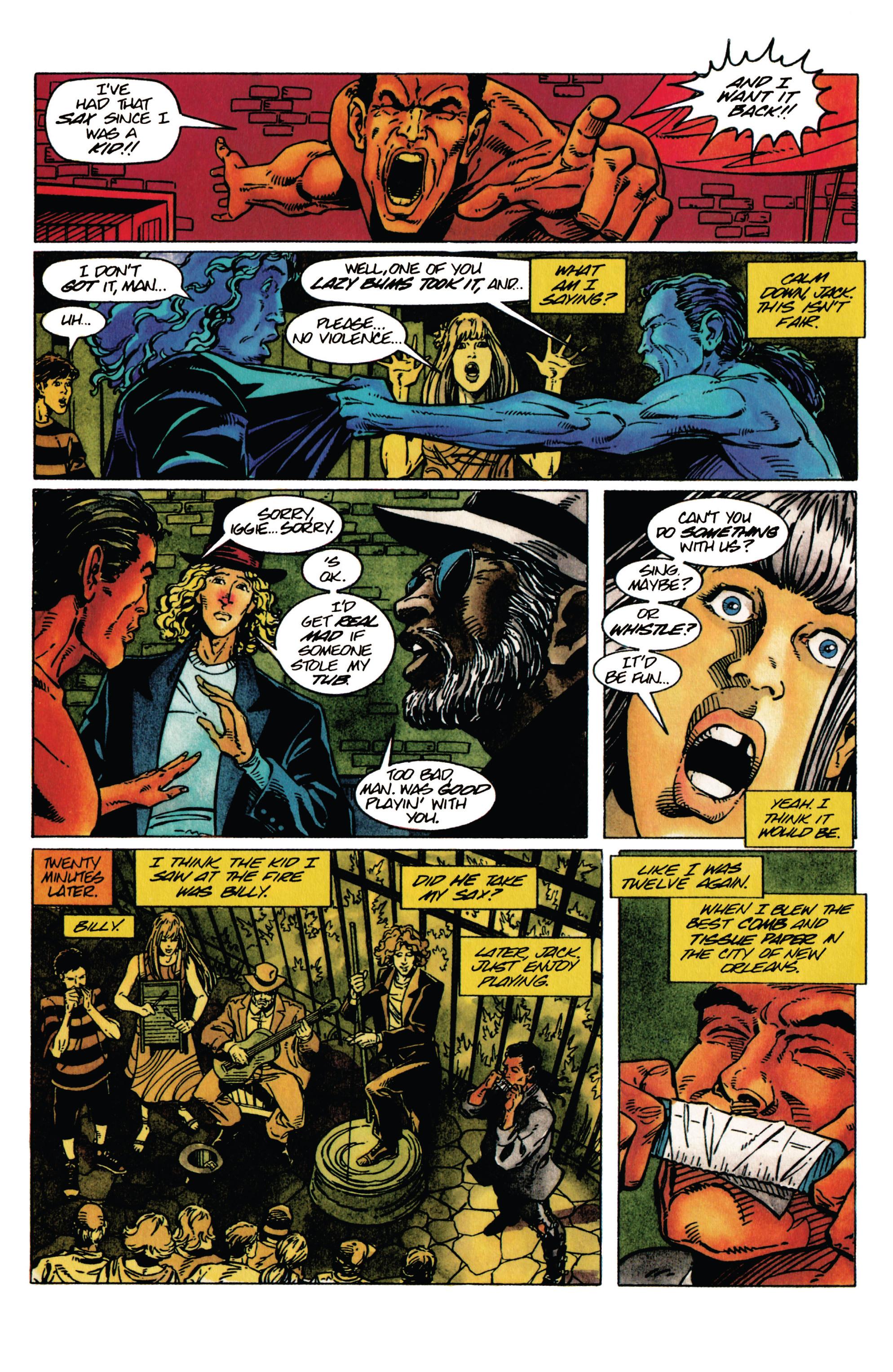 Read online Shadowman (1992) comic -  Issue #30 - 15