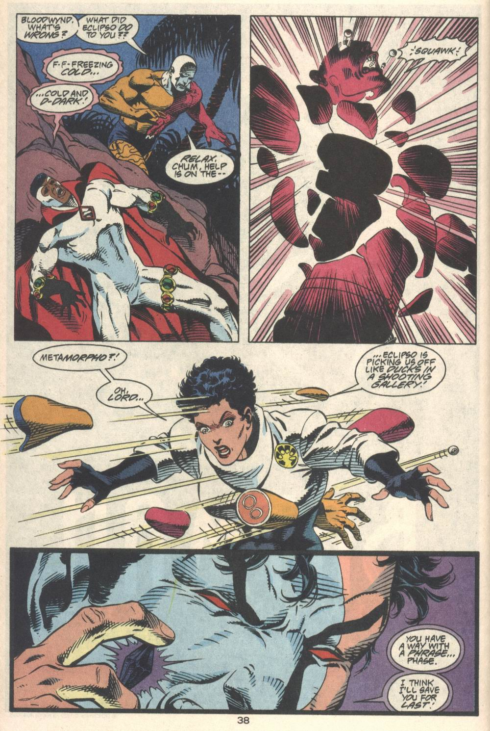 Read online Adventures of Superman (1987) comic -  Issue #Adventures of Superman (1987) _Annual 4 - 39