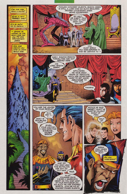 Read online Alpha Flight (1997) comic -  Issue #10 - 16