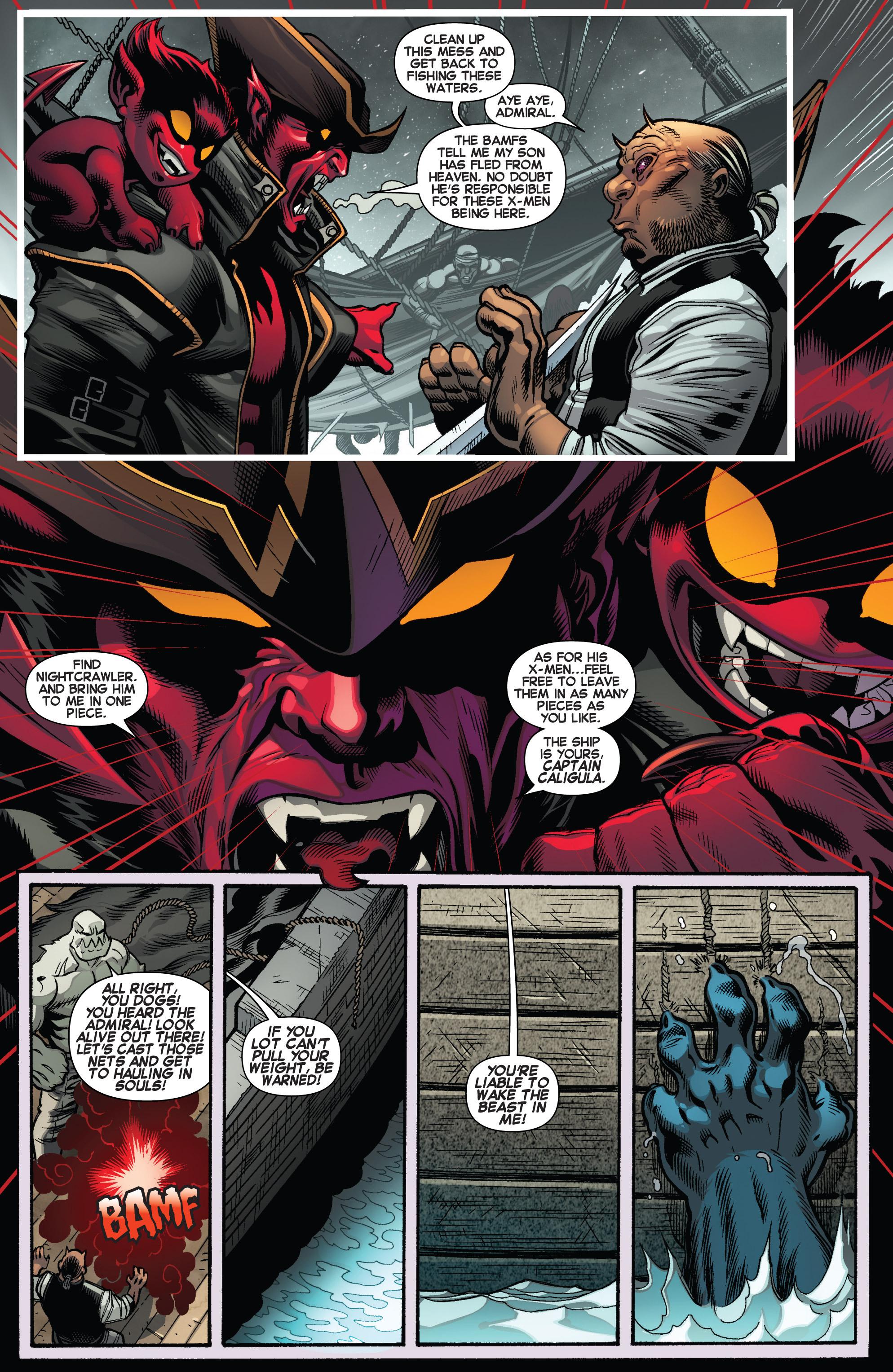 Read online Amazing X-Men (2014) comic -  Issue #3 - 11