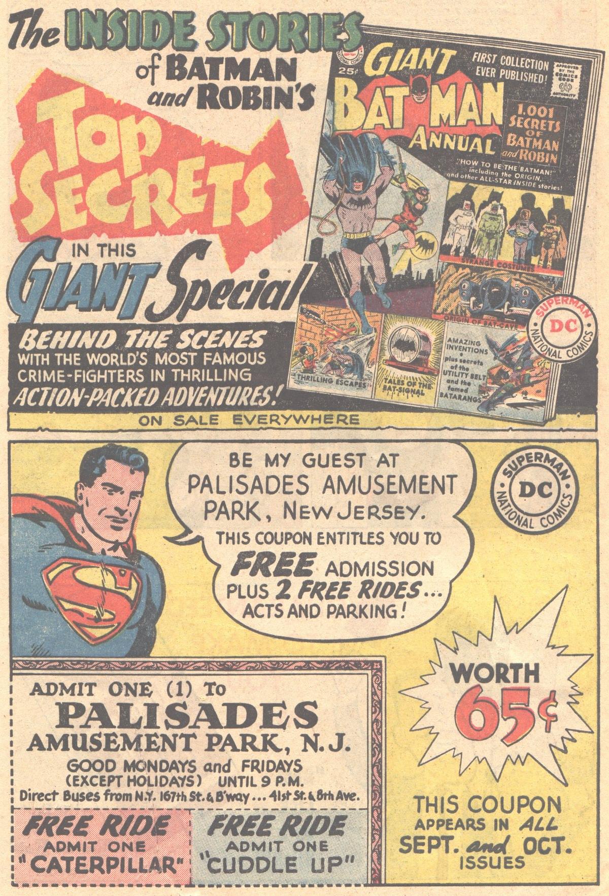 Read online Adventure Comics (1938) comic -  Issue #288 - 32