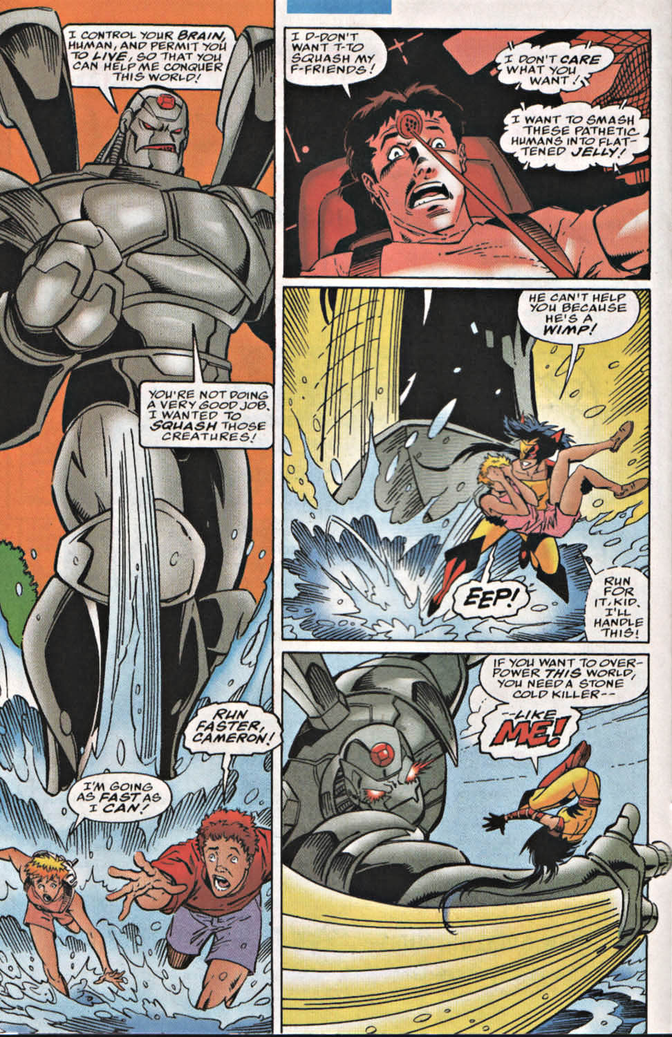 Wild Thing (1999) issue 5 - Page 11