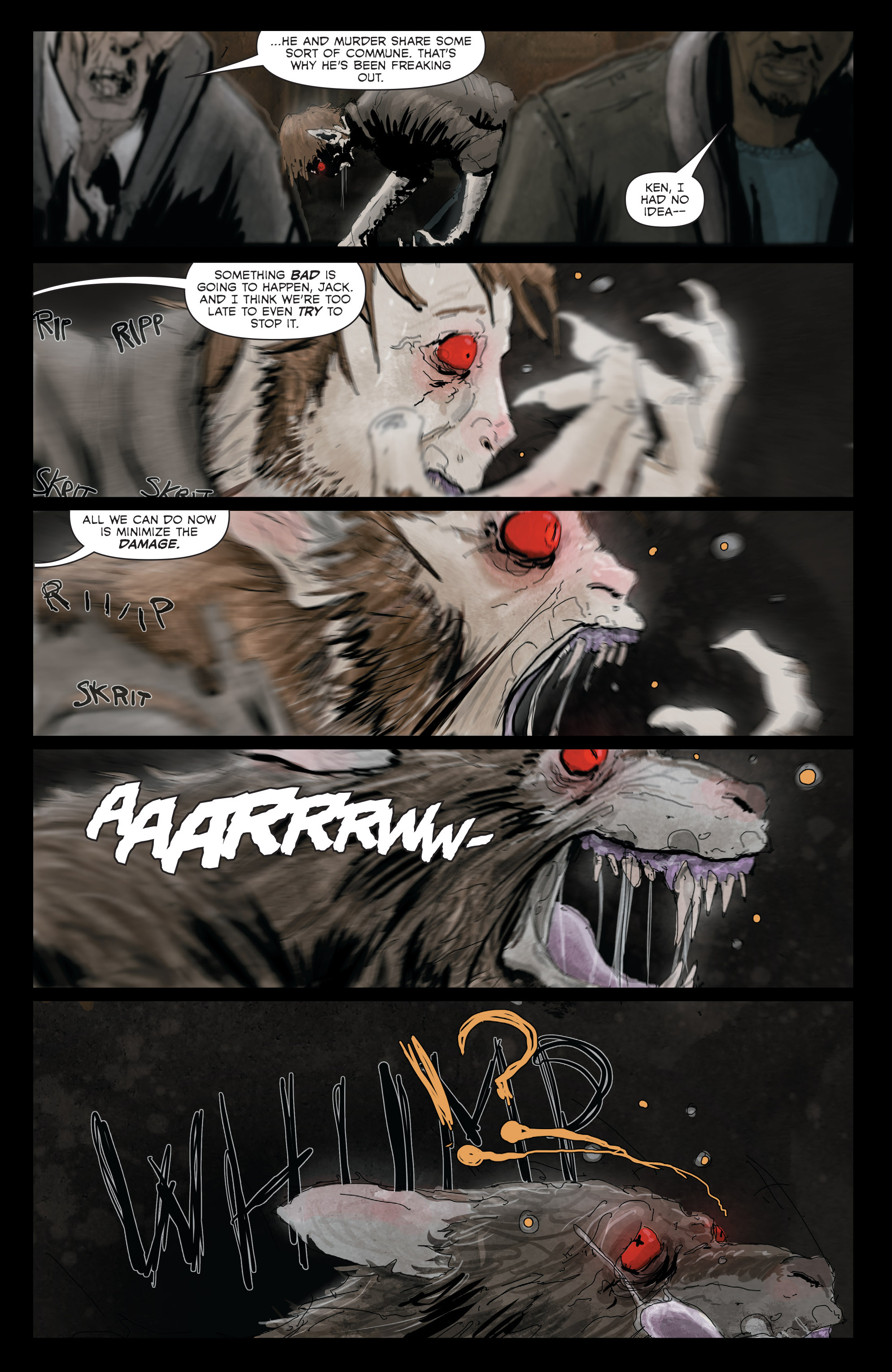 Read online Hoax Hunters (2012) comic -  Issue # TPB 3 - 64