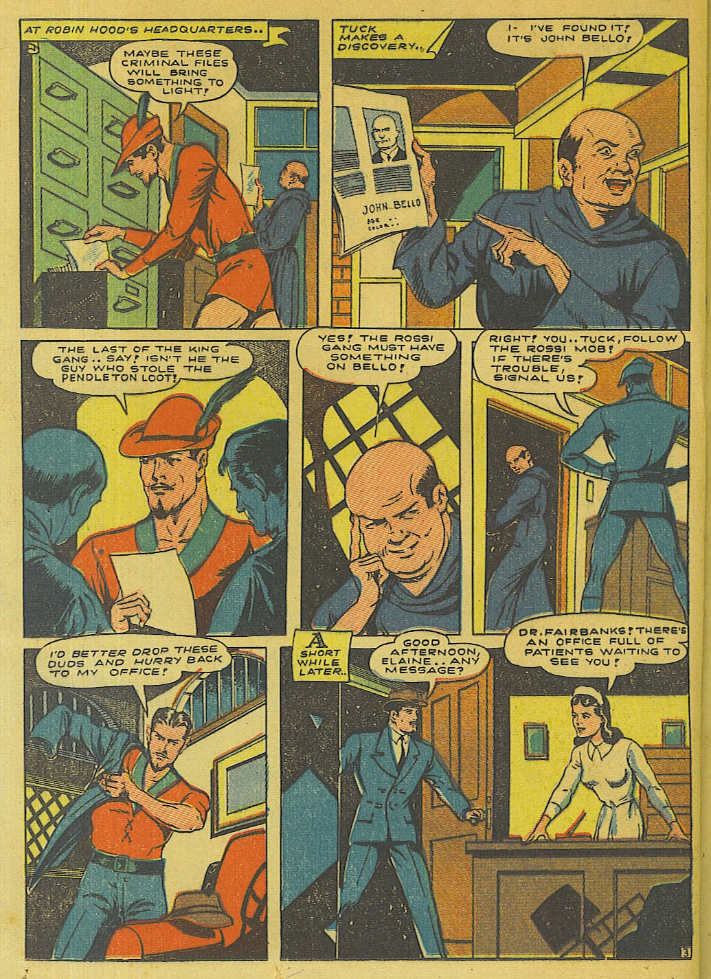 Green Hornet Comics issue 10 - Page 23