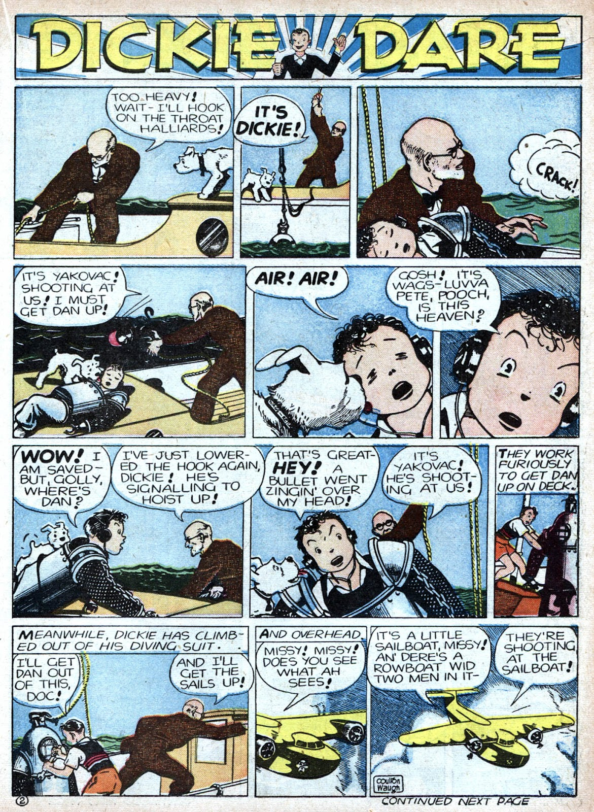 Read online Famous Funnies comic -  Issue #79 - 27