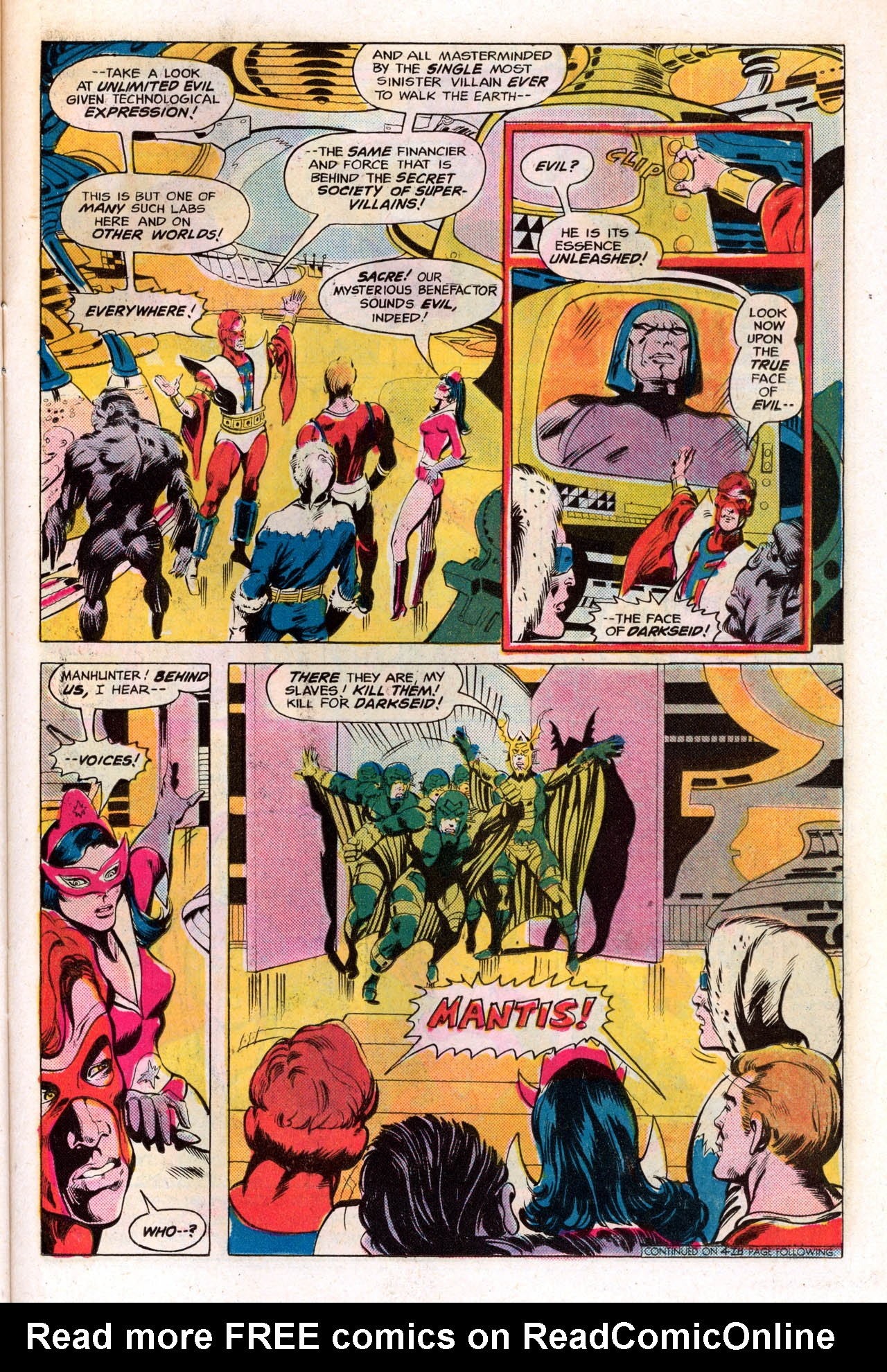 Read online Secret Society of Super-Villains comic -  Issue #2 - 27