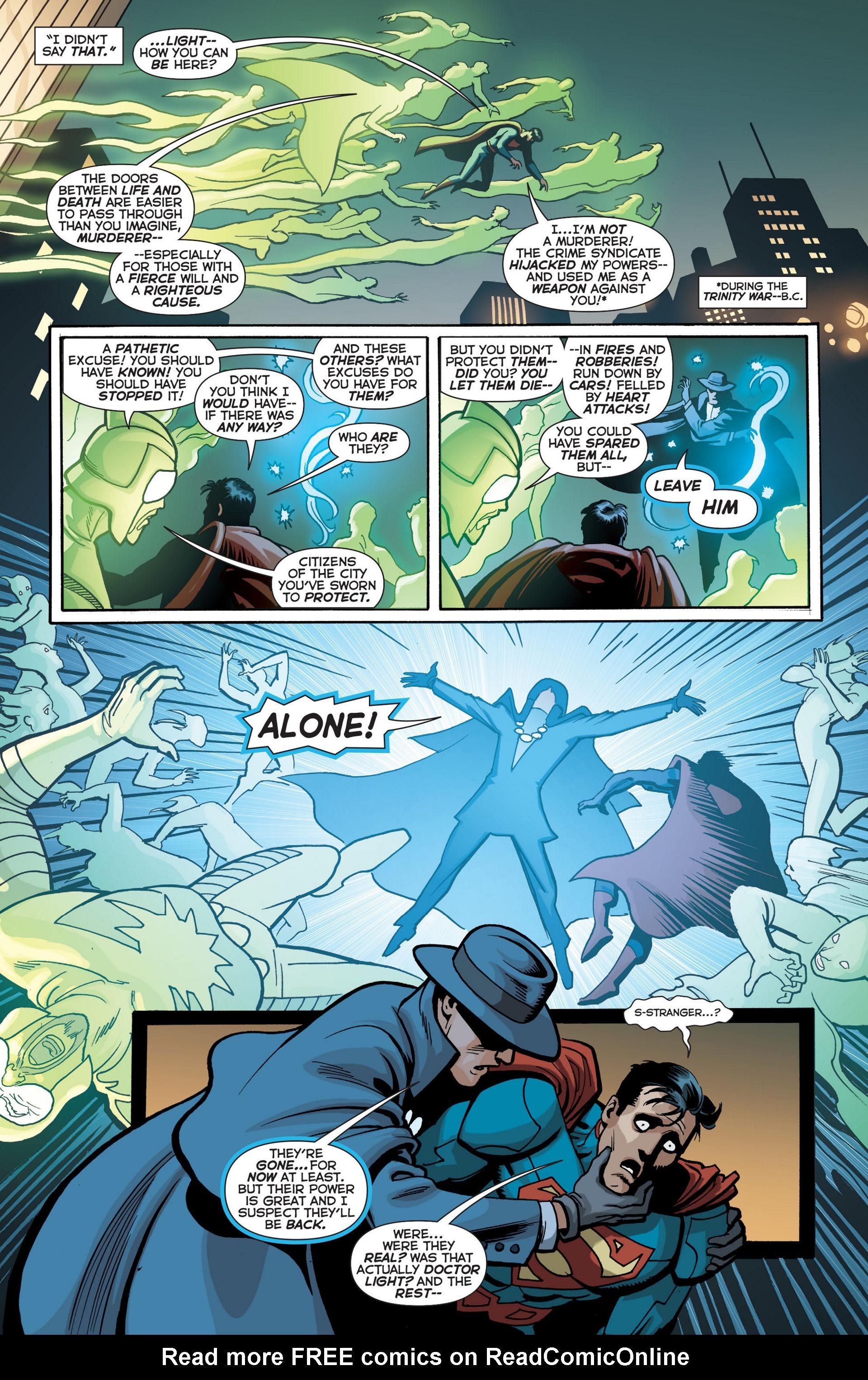 Read online Trinity of Sin: The Phantom Stranger comic -  Issue #18 - 7