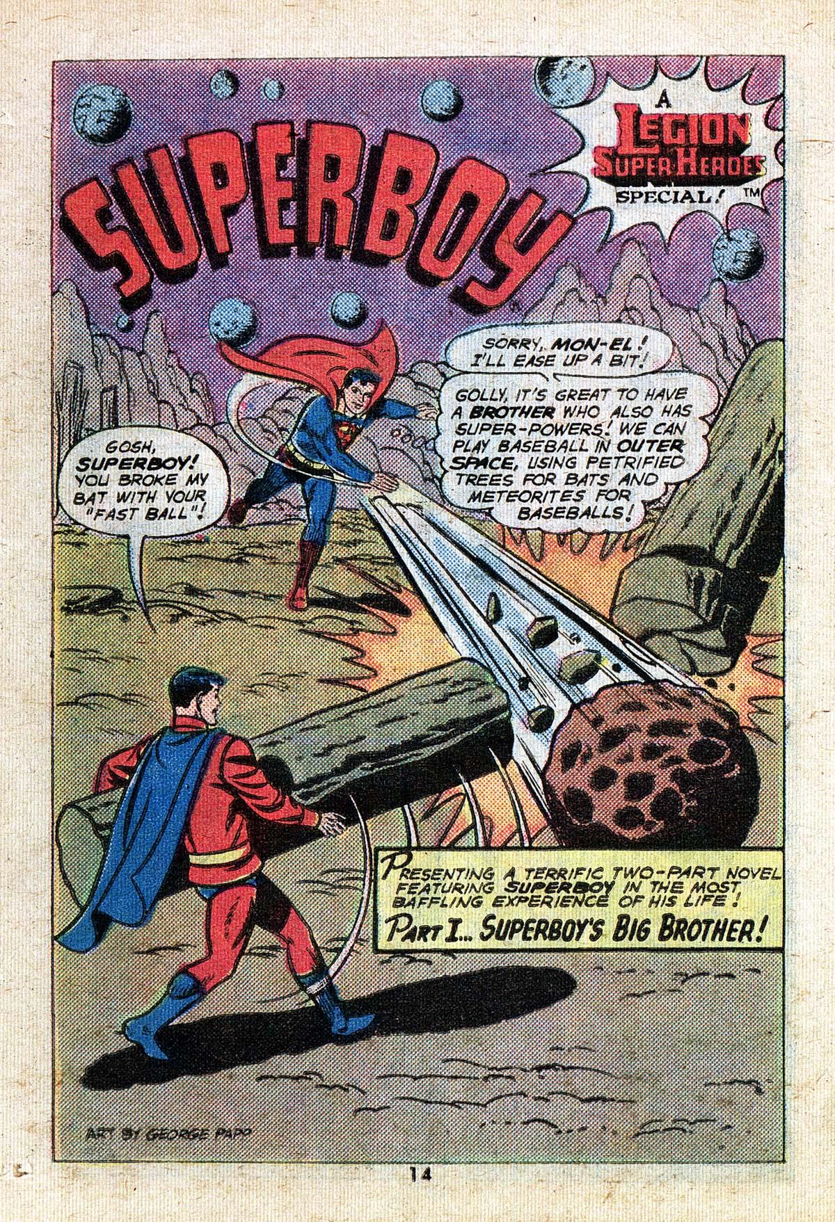 Read online Adventure Comics (1938) comic -  Issue #494 - 14