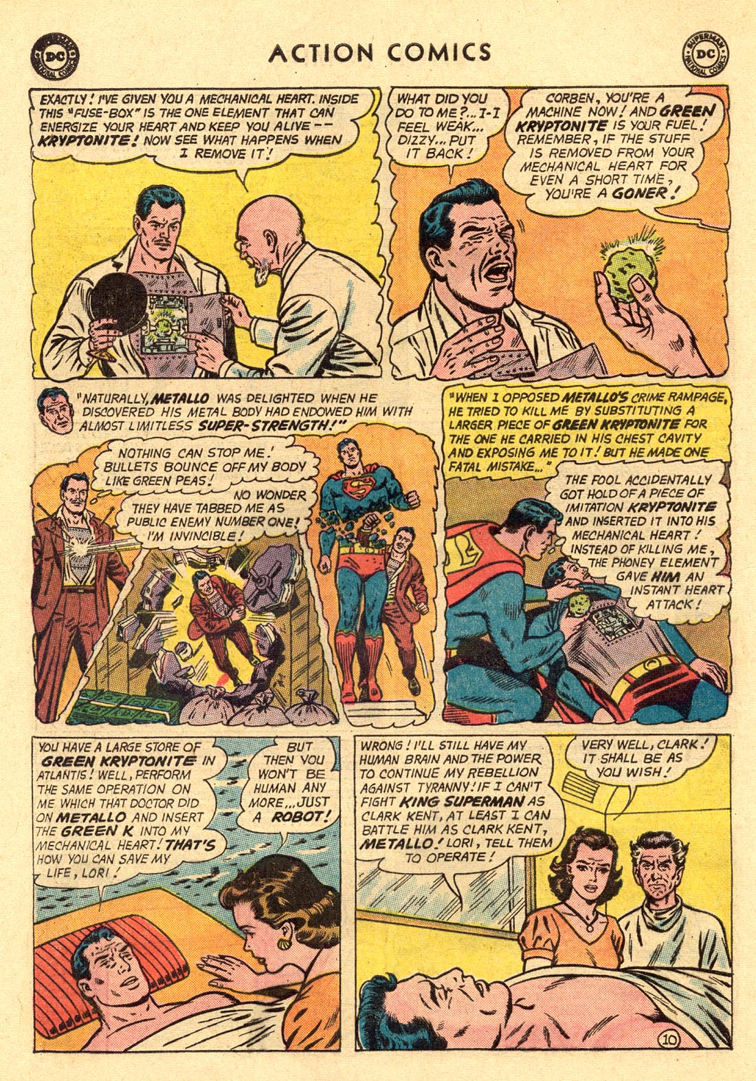 Read online Action Comics (1938) comic -  Issue #312 - 12