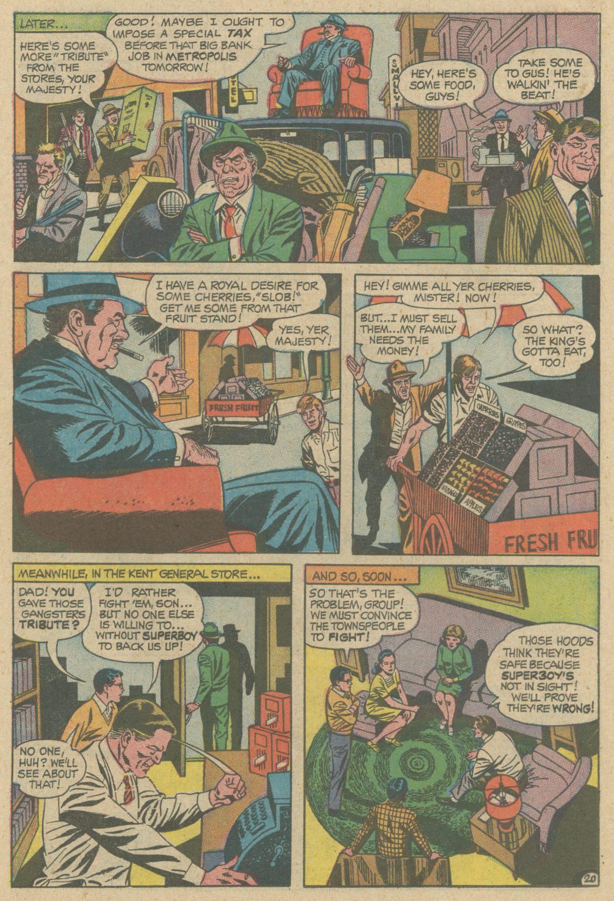 Read online Adventure Comics (1938) comic -  Issue #369 - 26
