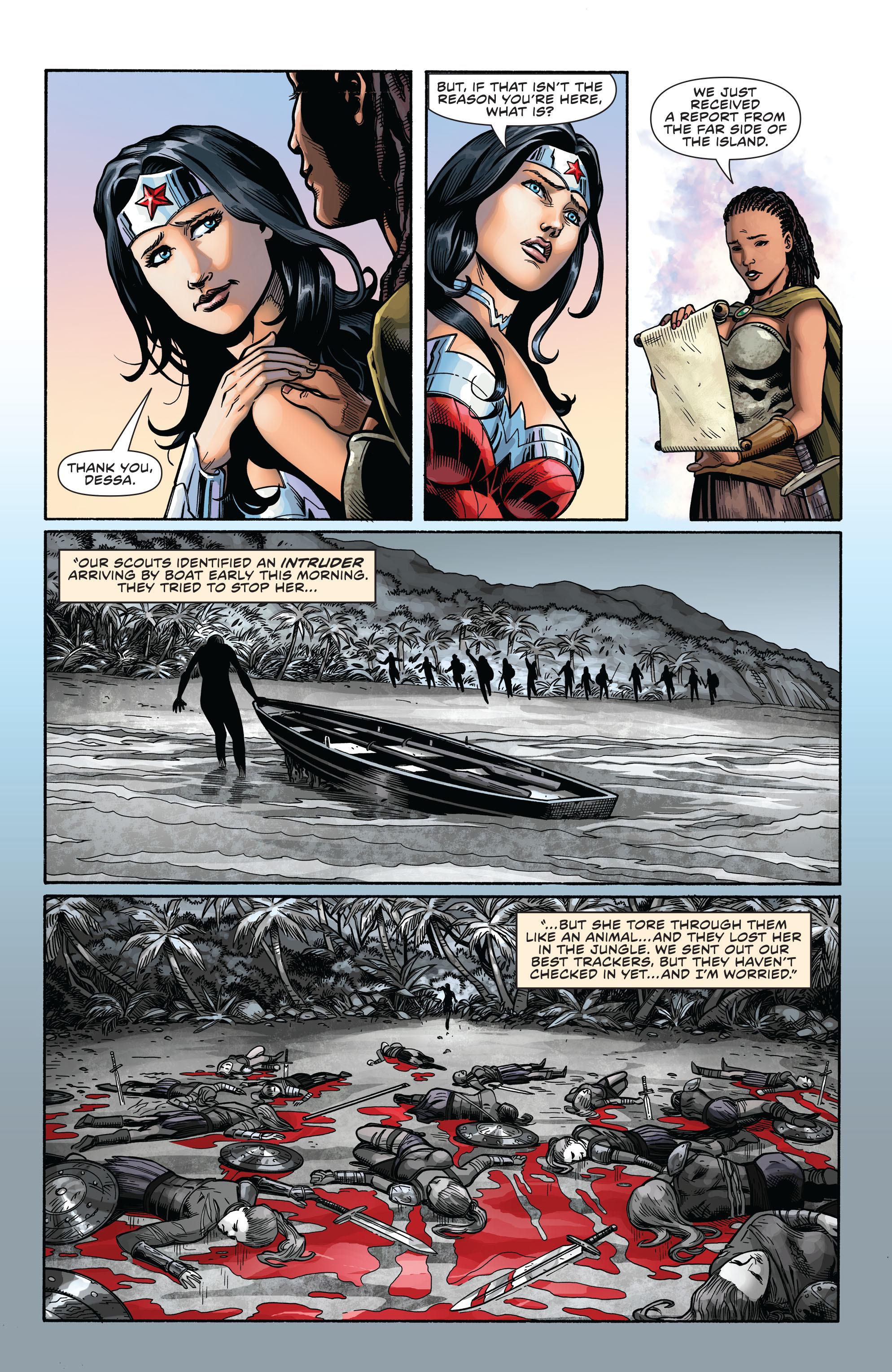 Read online Wonder Woman (2011) comic -  Issue #47 - 8