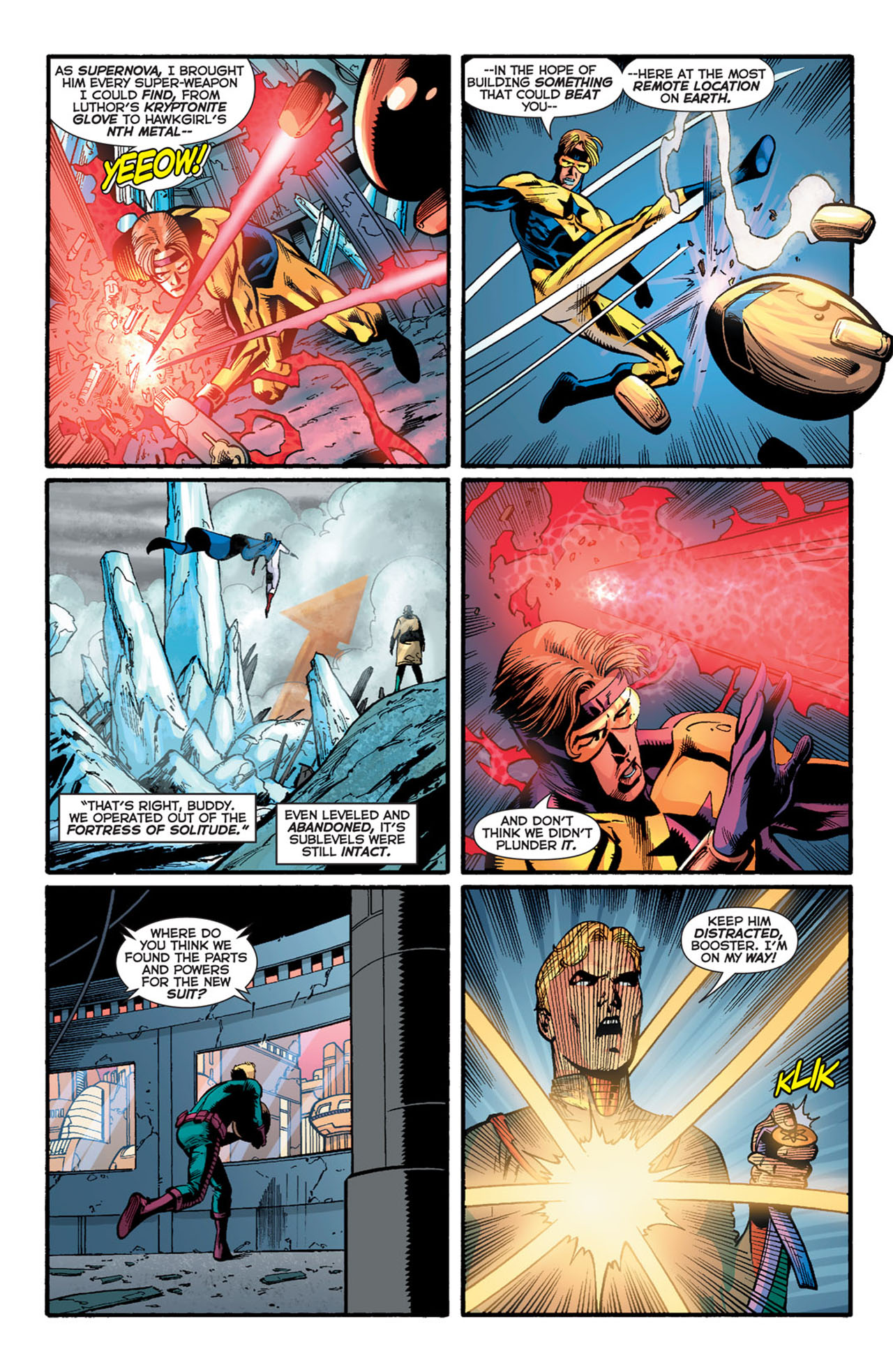 Read online 52 comic -  Issue #37 - 10