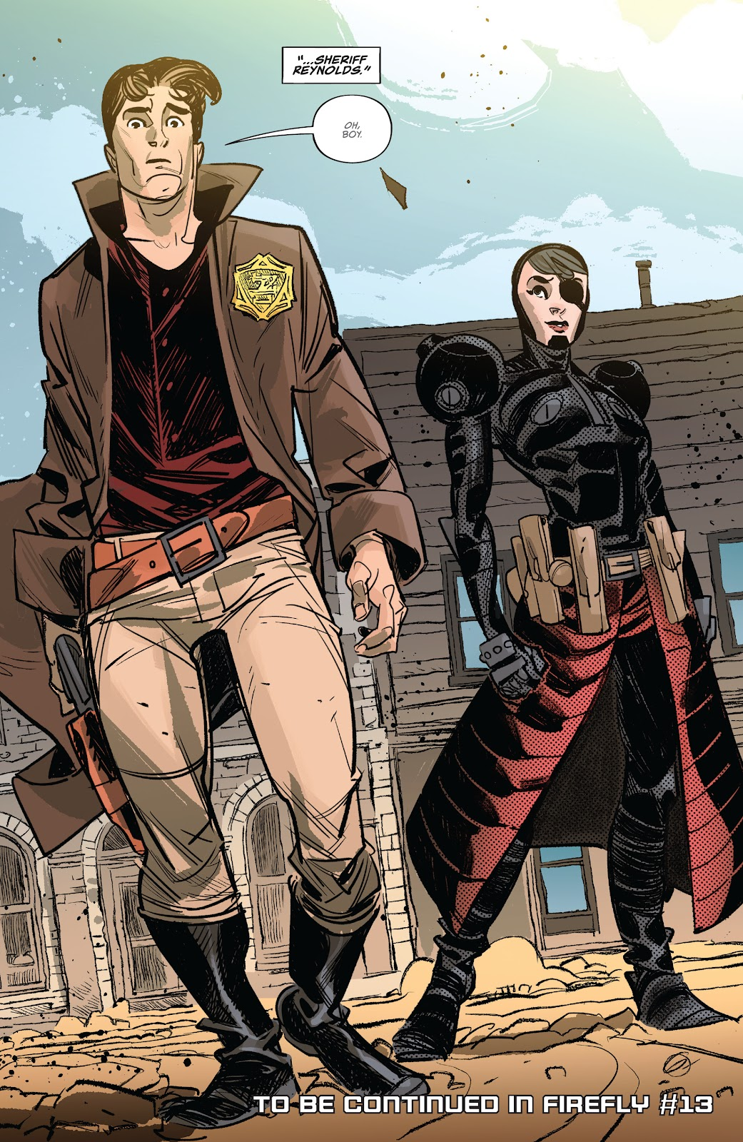 Read online Firefly: The Outlaw Ma Reynolds comic -  Issue # Full - 41