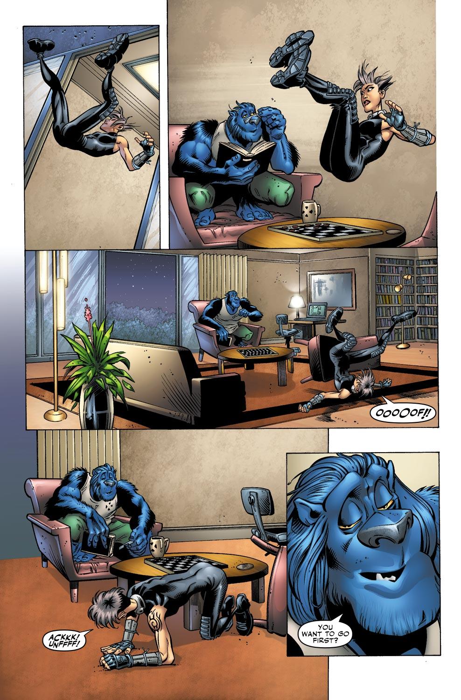 Read online Wonder Man (2007) comic -  Issue #2 - 7