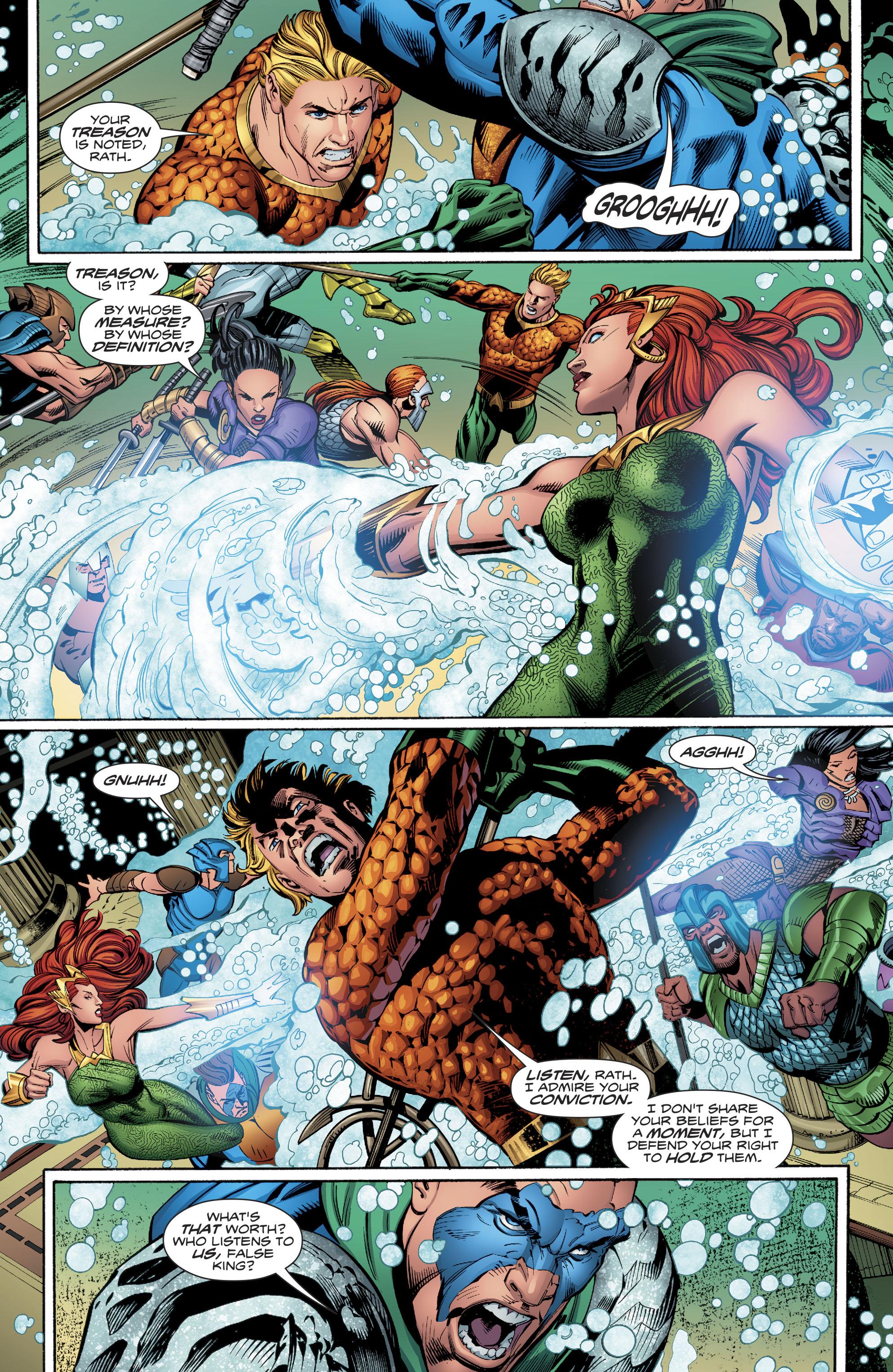 Read online Aquaman (2016) comic -  Issue #23 - 10
