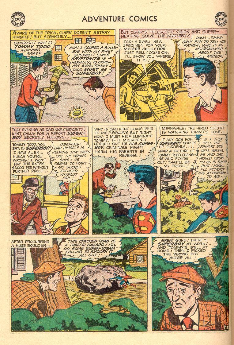 Read online Adventure Comics (1938) comic -  Issue #263 - 8
