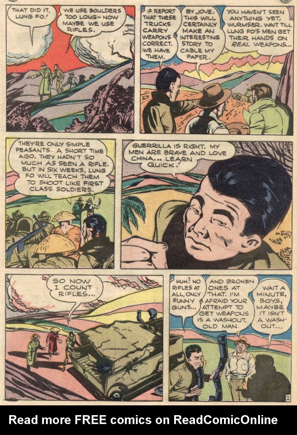 Read online Adventure Comics (1938) comic -  Issue #100 - 42