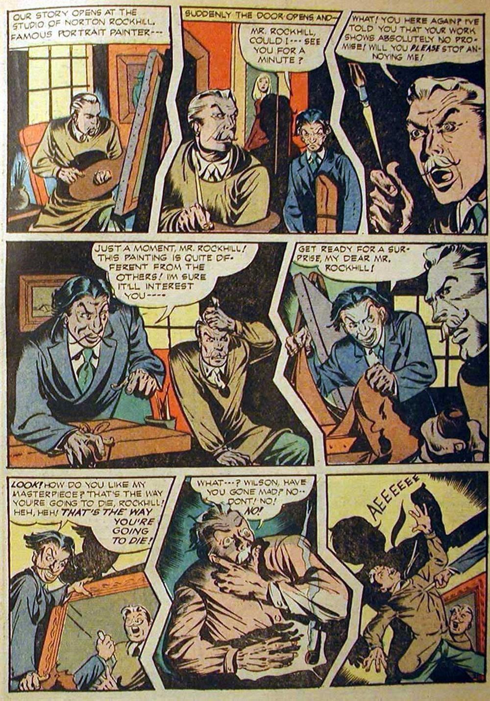 Hangman Comics issue 5 - Page 33