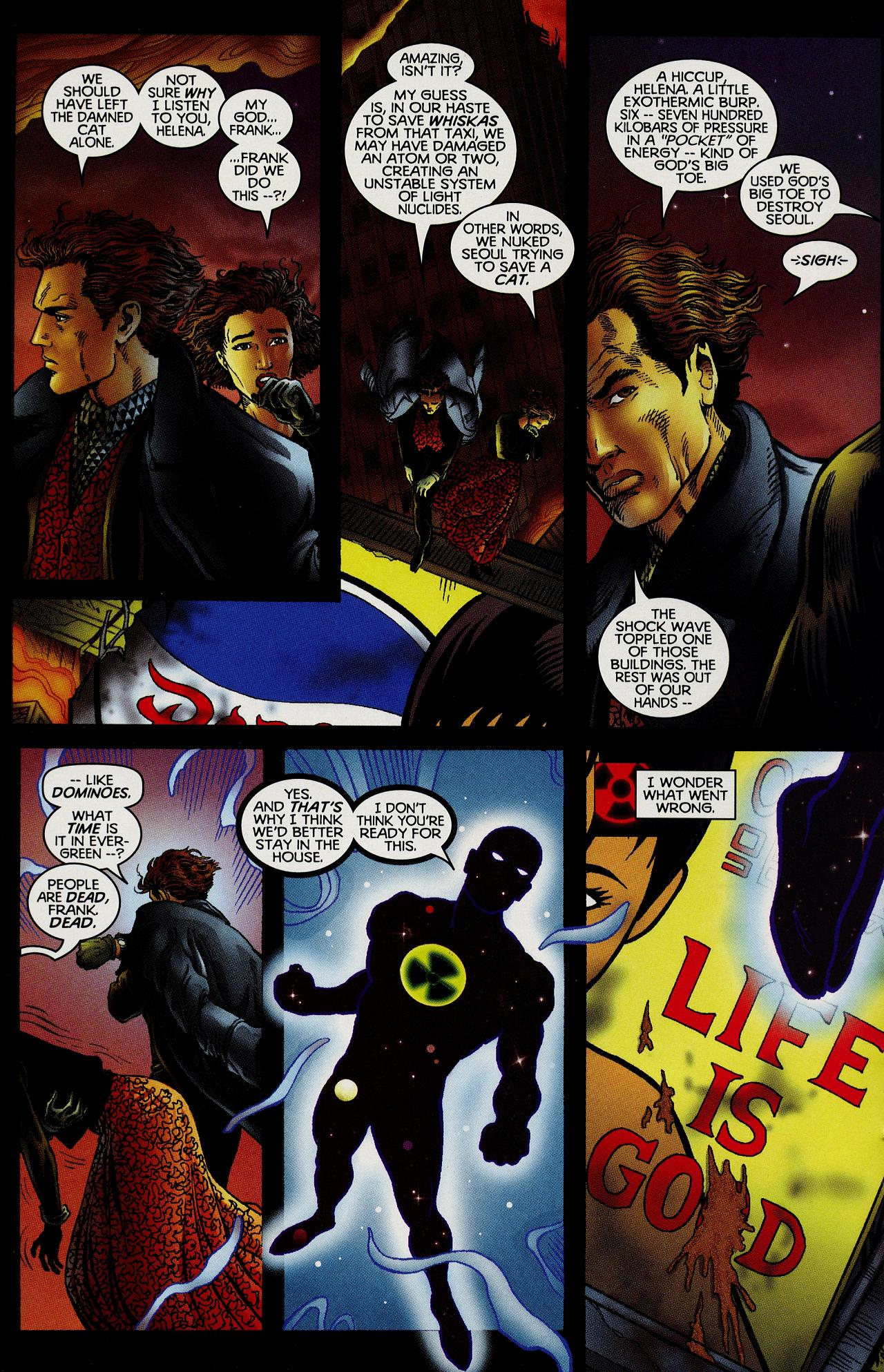 Read online Solar, Man of the Atom: Hell on Earth comic -  Issue #1 - 14