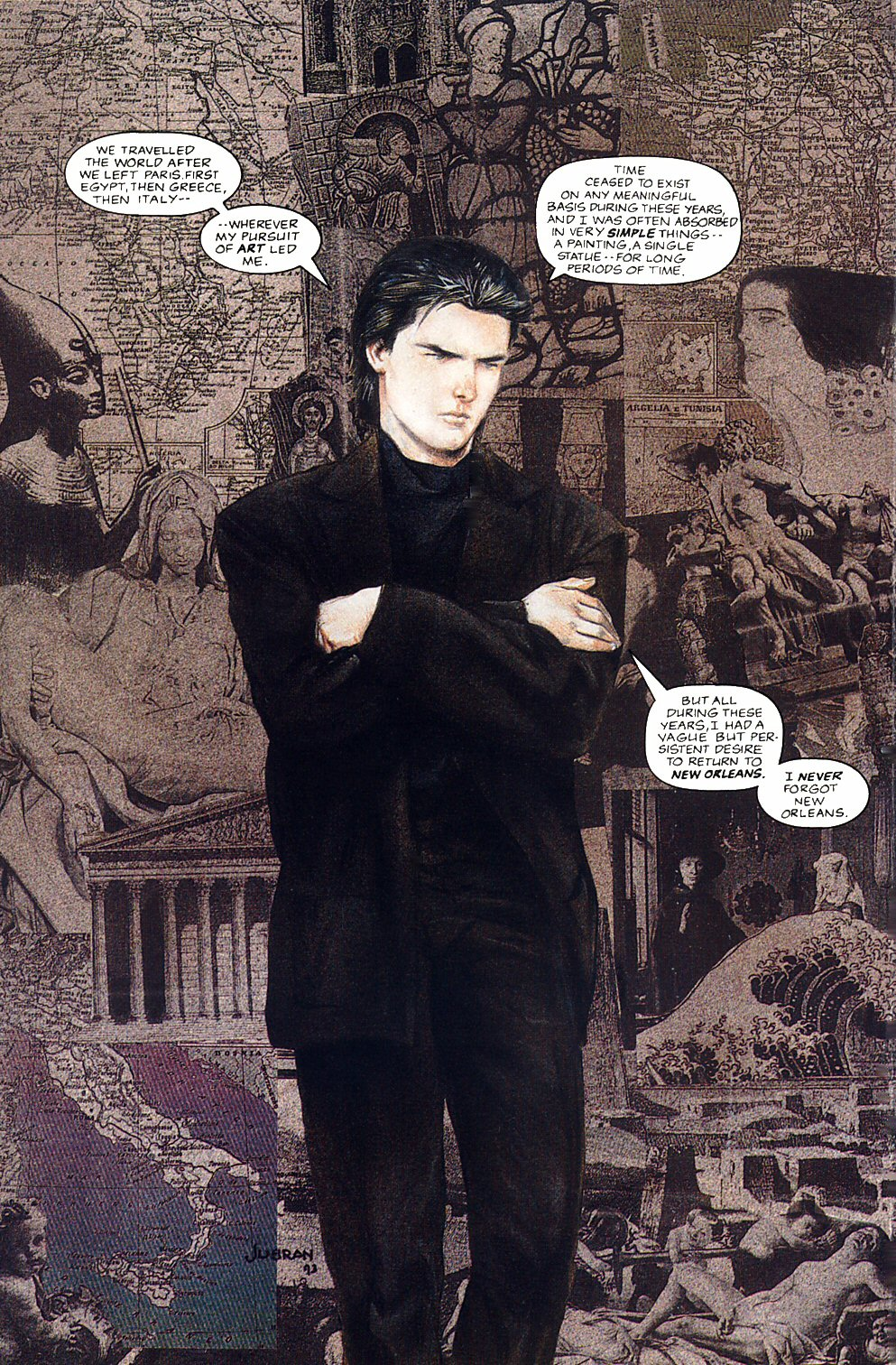 Read online Anne Rice's Interview with the Vampire comic -  Issue #12 - 9