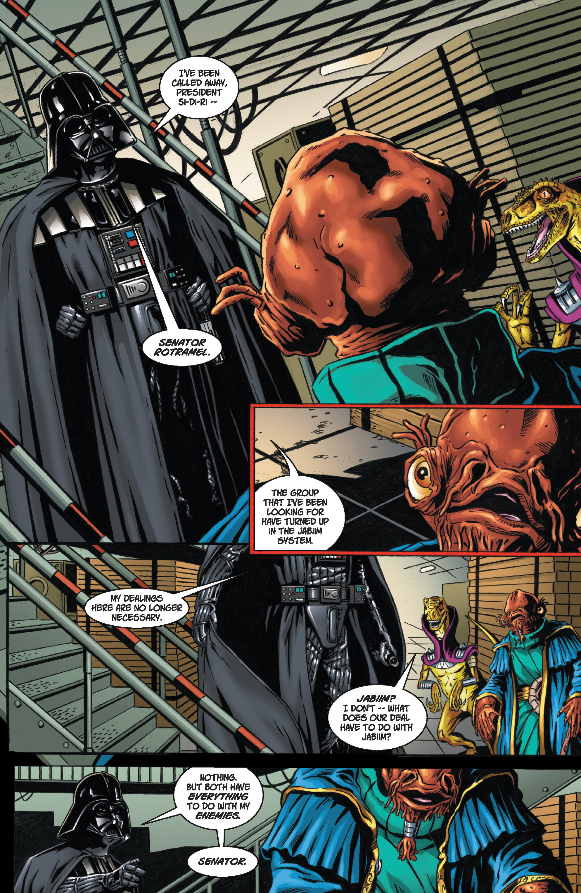 Read online Star Wars Omnibus comic -  Issue # Vol. 17 - 394