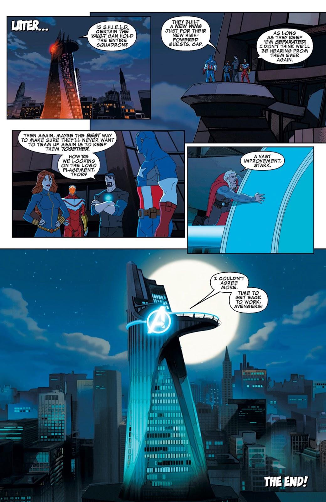 Read online Marvel Universe Avengers Assemble Season 2 comic -  Issue #14 - 28