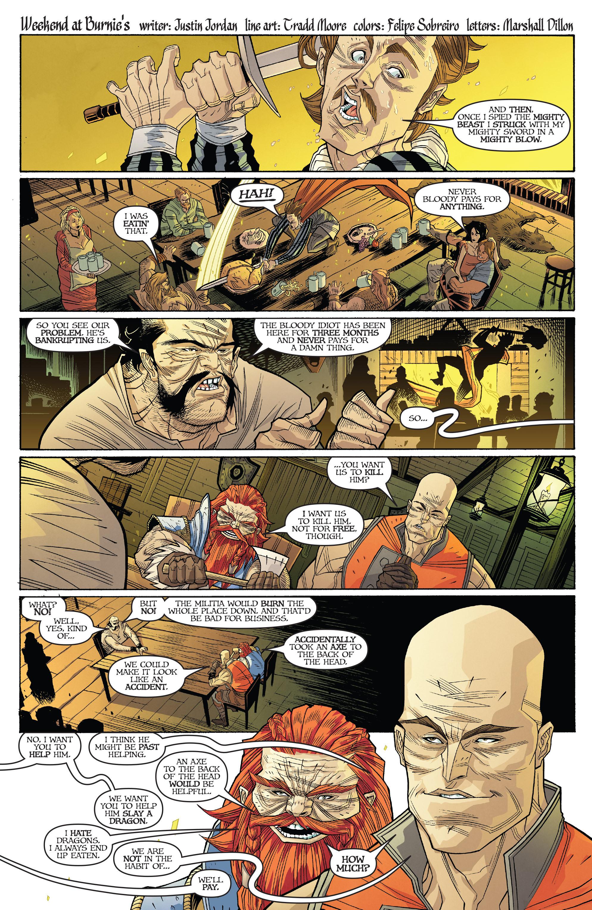 Read online Skullkickers comic -  Issue #18 - 3