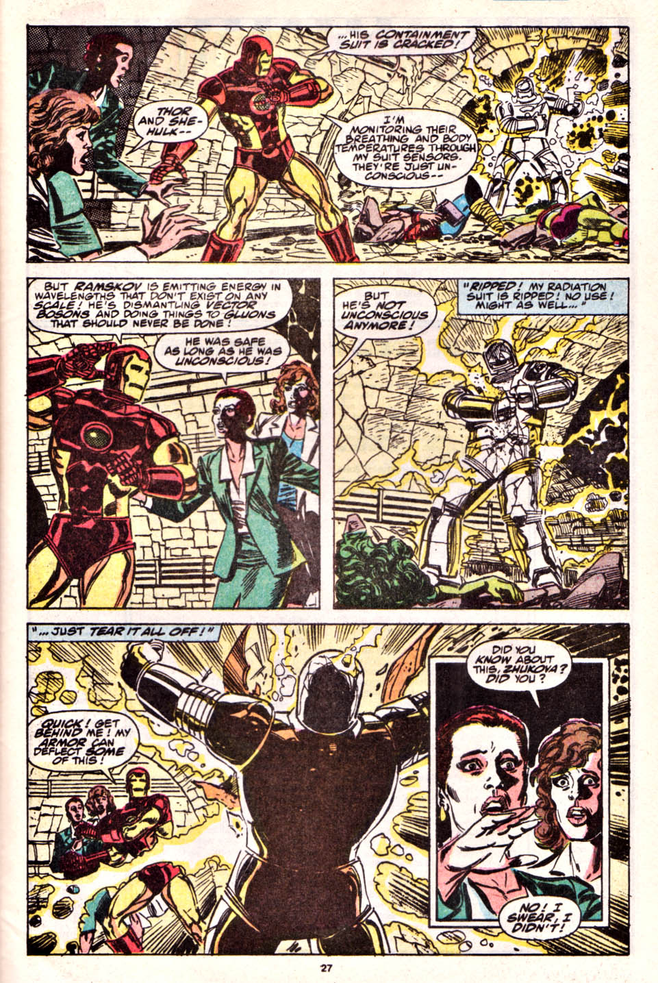 The Avengers (1963) 326 Page 20