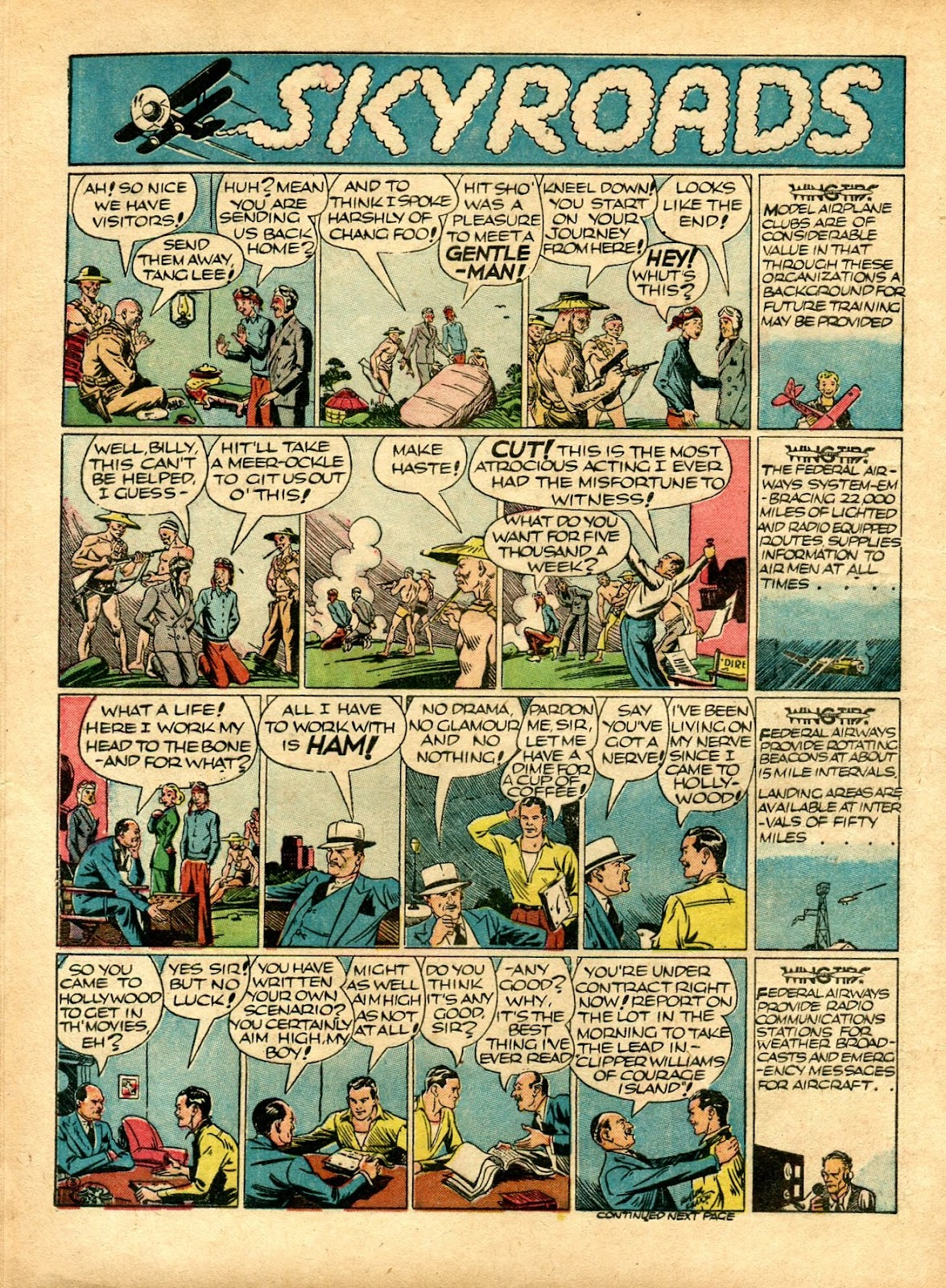 Read online Famous Funnies comic -  Issue #72 - 14