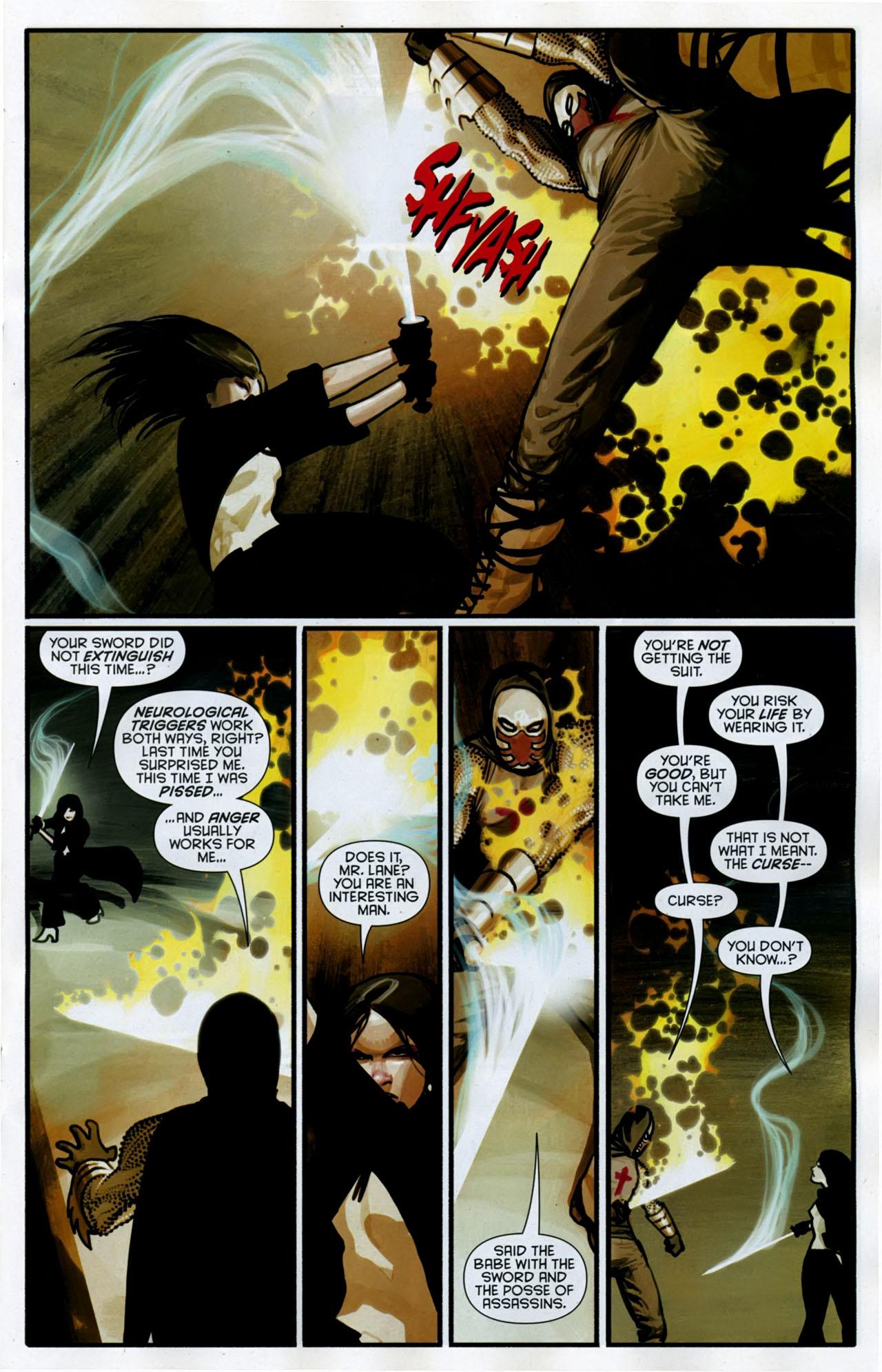 Read online Azrael: Death's Dark Knight comic -  Issue #2 - 14