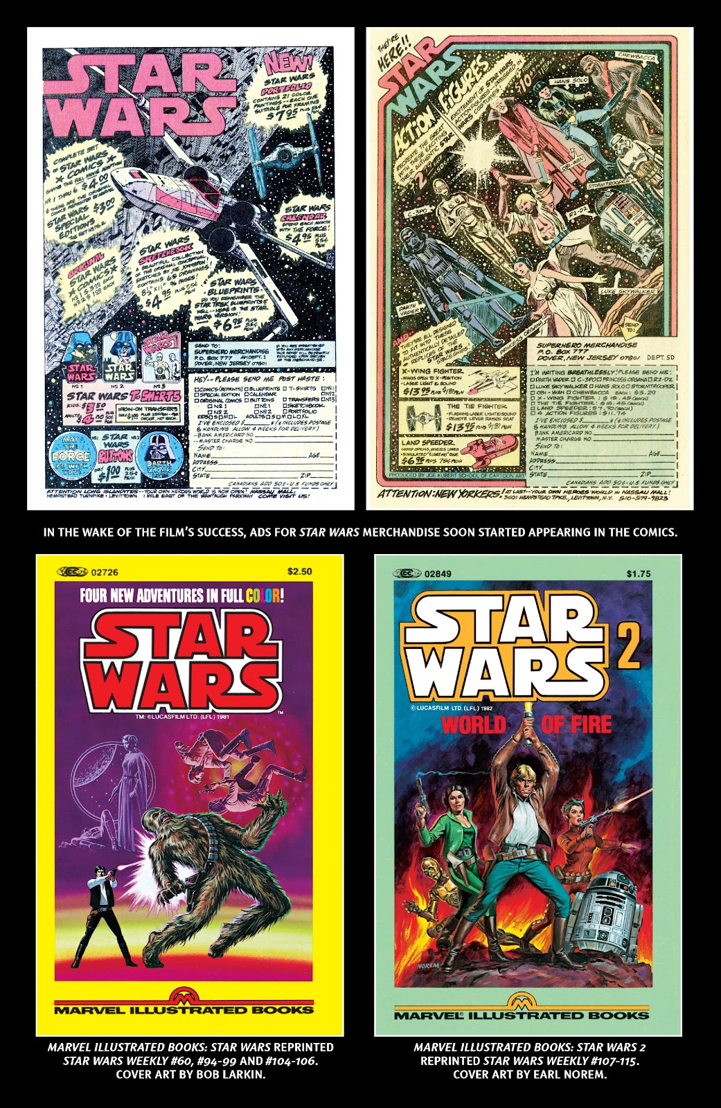 Read online Star Wars Legends: The Original Marvel Years - Epic Collection comic -  Issue # TPB 2 (Part 5) - 45