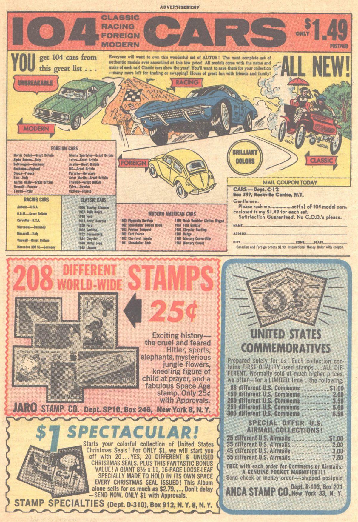 Read online Adventure Comics (1938) comic -  Issue #315 - 33