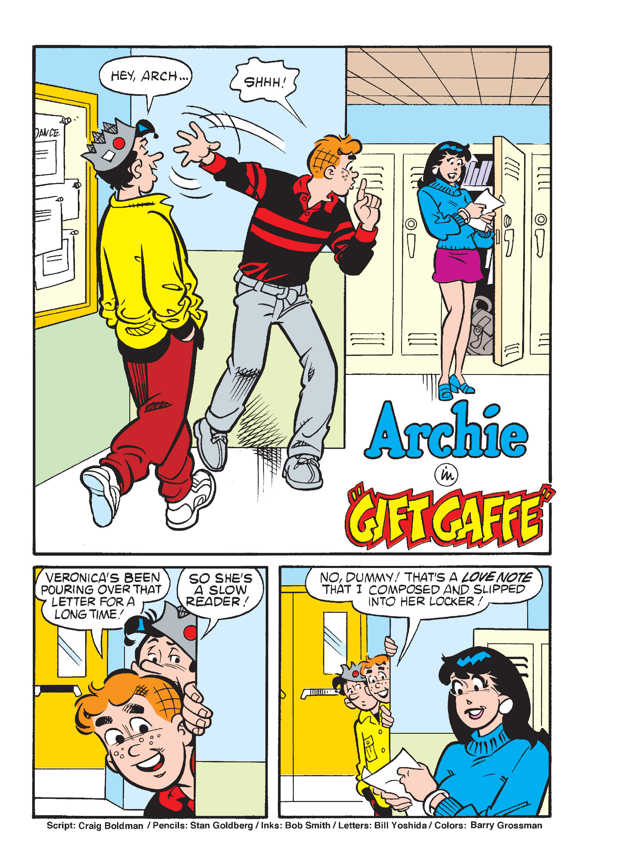 Read online Archie 1000 Page Comics Blowout! comic -  Issue # TPB (Part 4) - 3