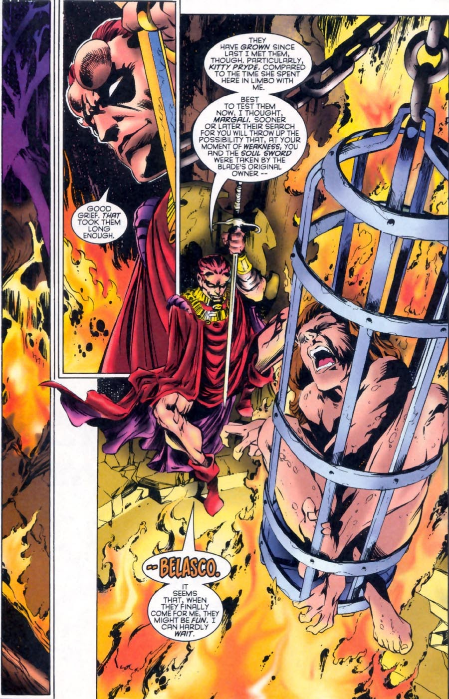 Excalibur (1988) issue 103 - Page 21