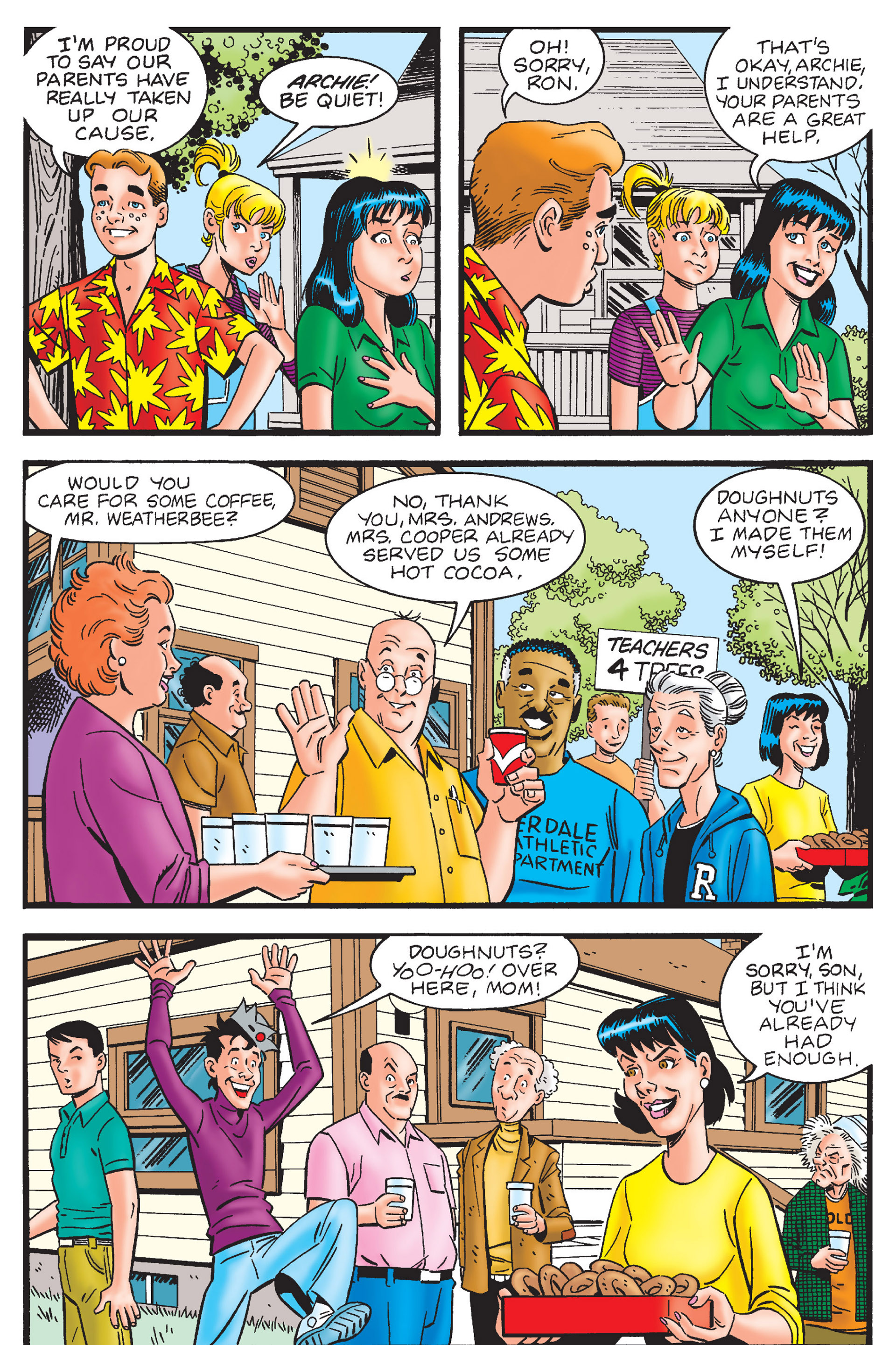 Read online Archie's New Look Series comic -  Issue #4 - 78