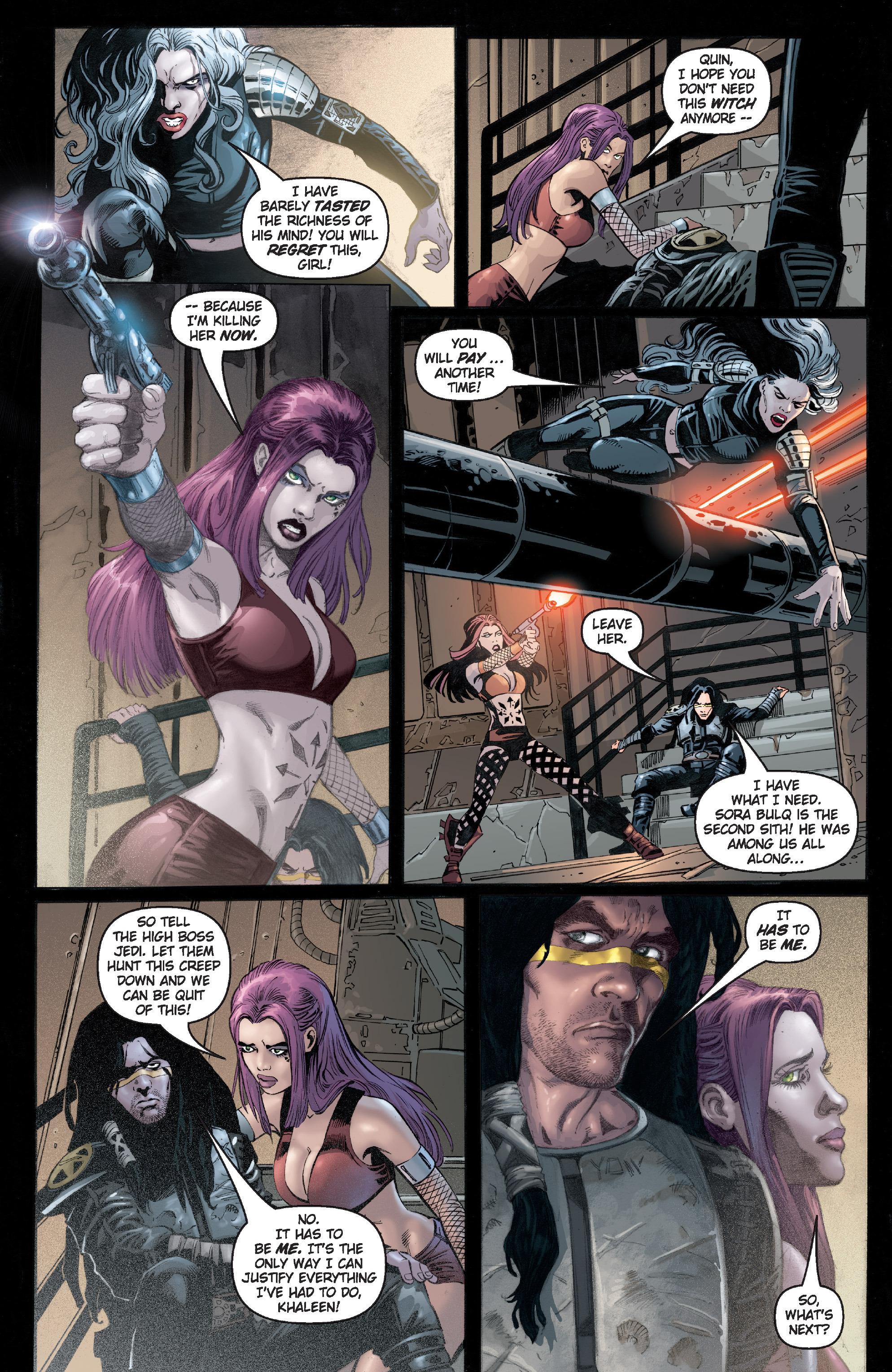 Read online Star Wars Omnibus comic -  Issue # Vol. 26 - 241