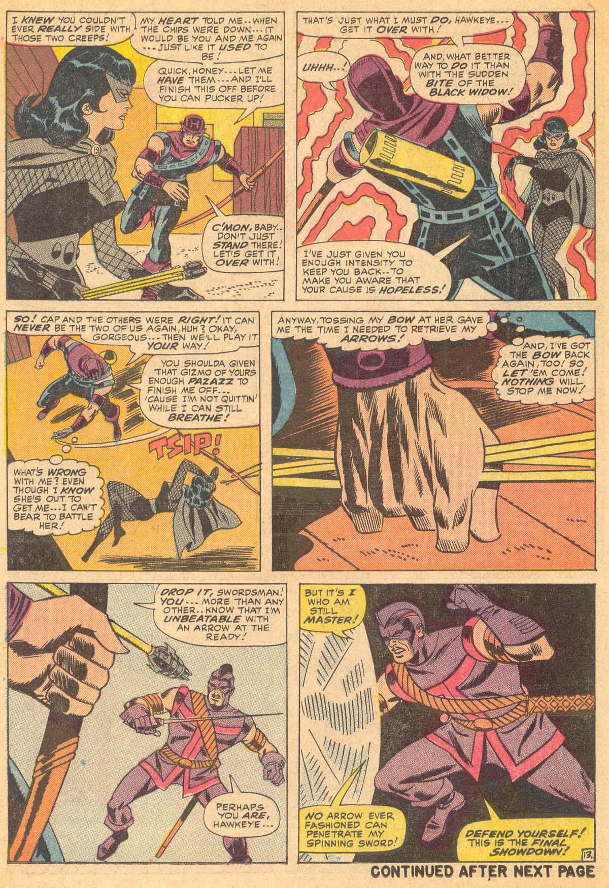 The Avengers (1963) 30 Page 13