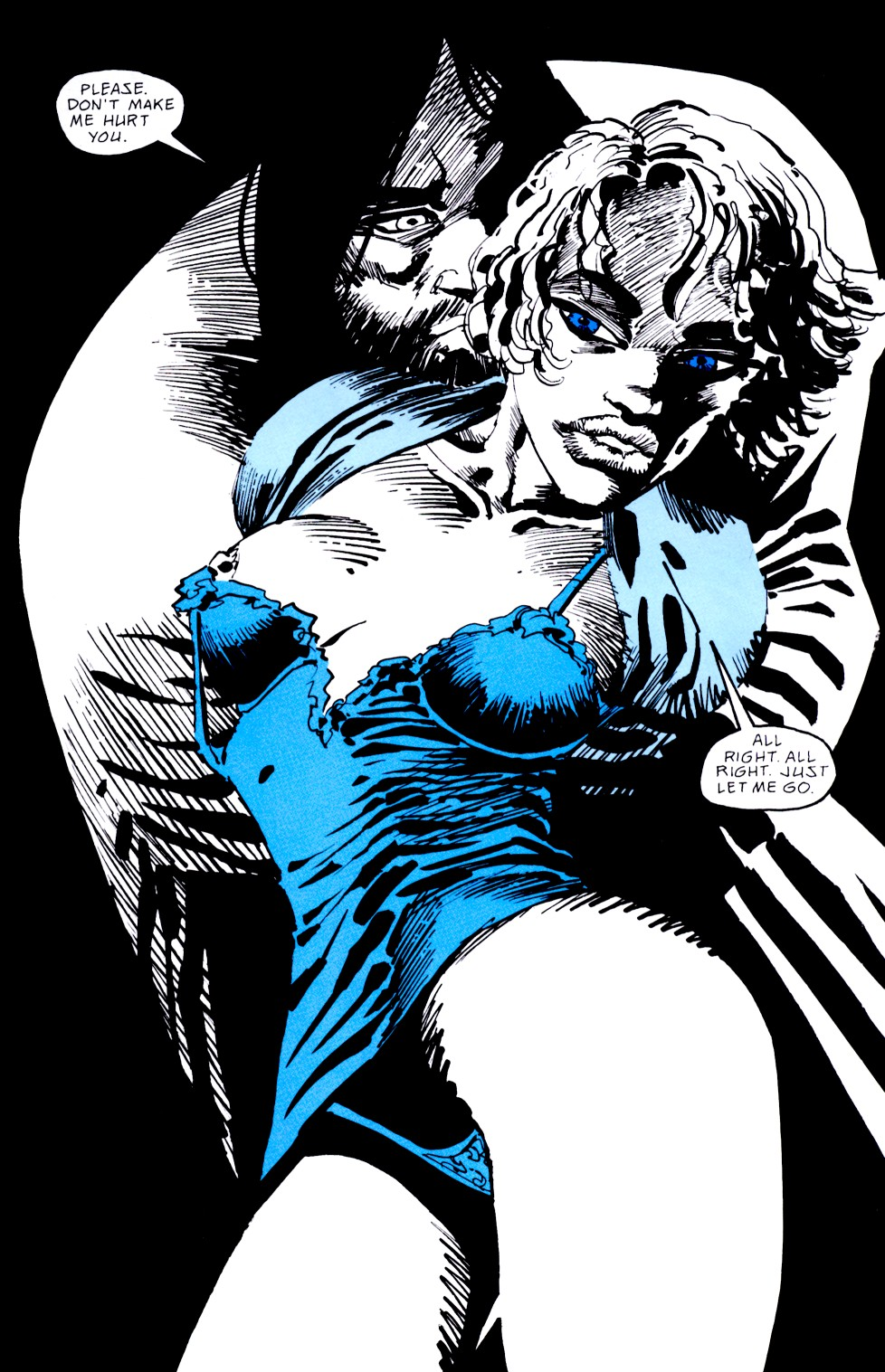 Read online Sin City: Hell and Back comic -  Issue #4 - 10