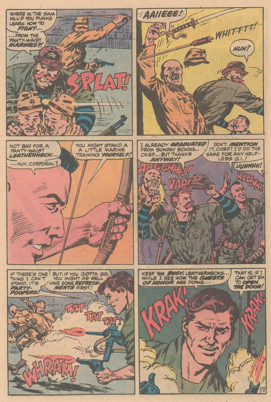 Read online Sgt. Fury comic -  Issue #161 - 24