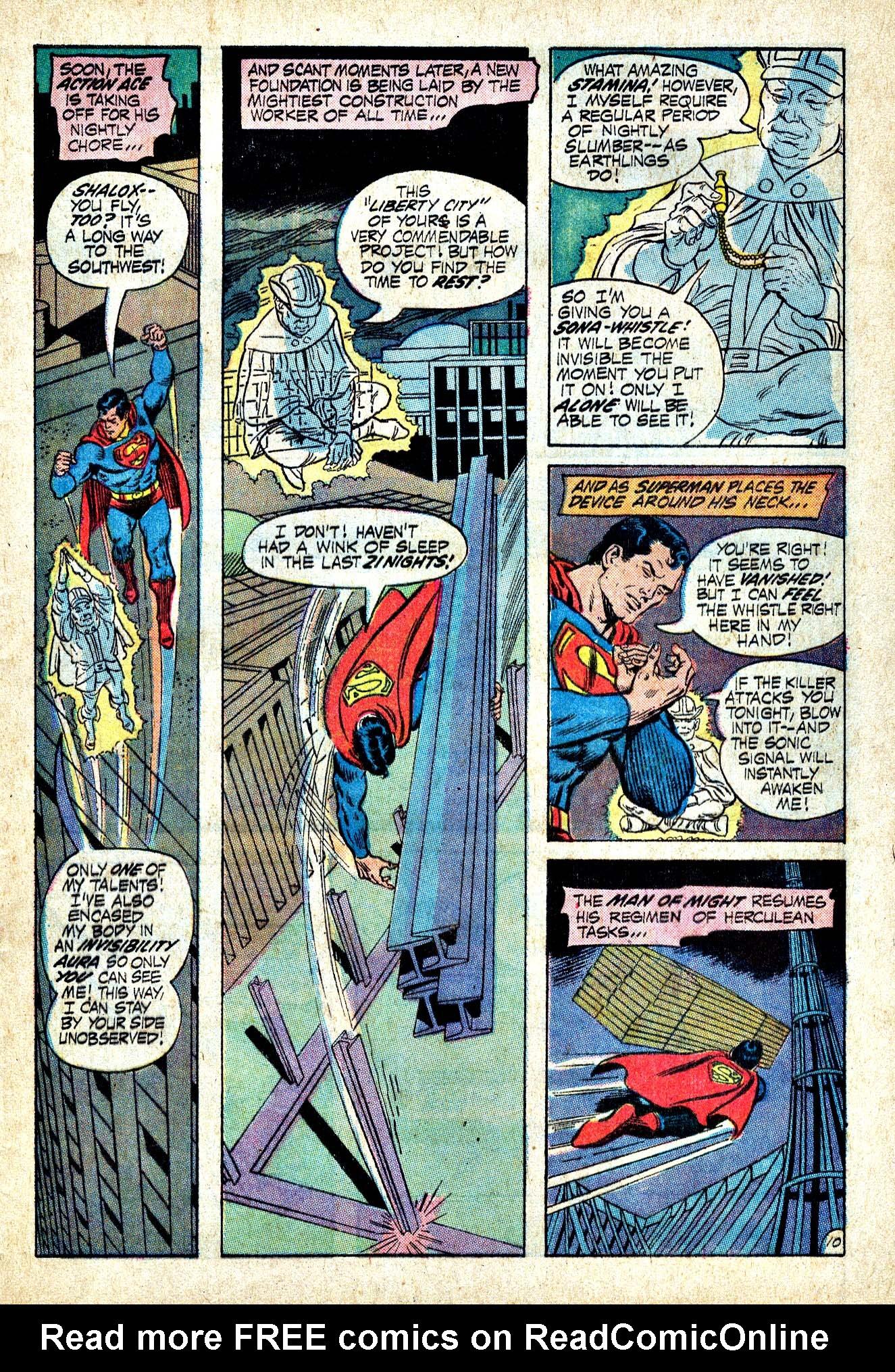 Action Comics (1938) 409 Page 13
