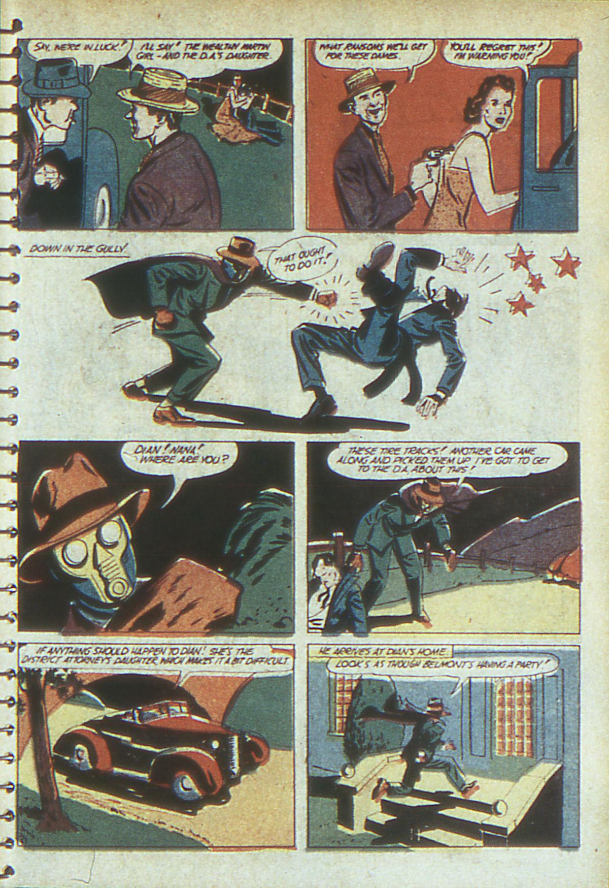 Read online Adventure Comics (1938) comic -  Issue #54 - 60