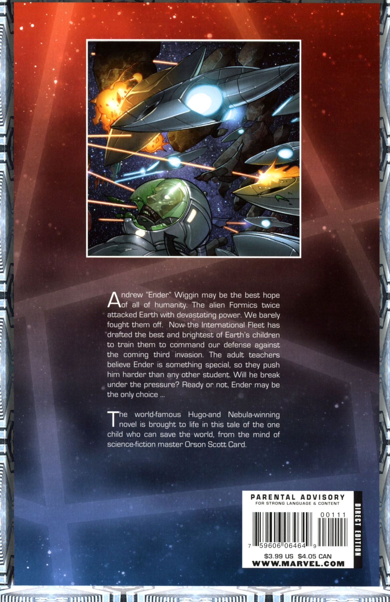 Read online Ender's Game: Battle School comic -  Issue #1 - 29
