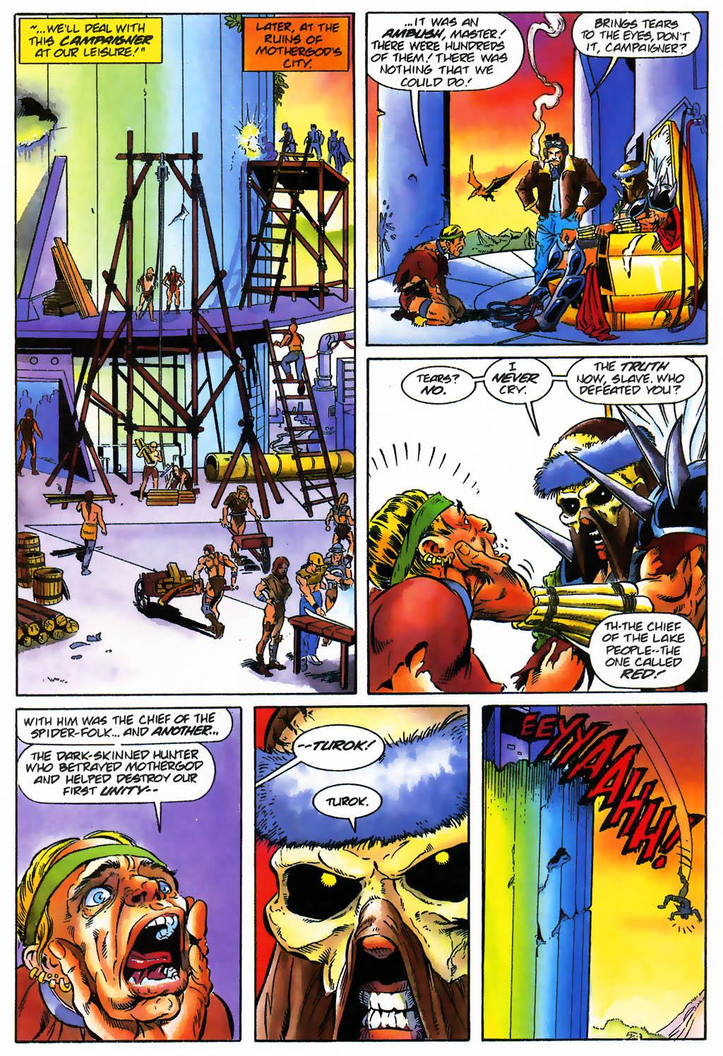 Read online Turok, Dinosaur Hunter (1993) comic -  Issue #26 - 13