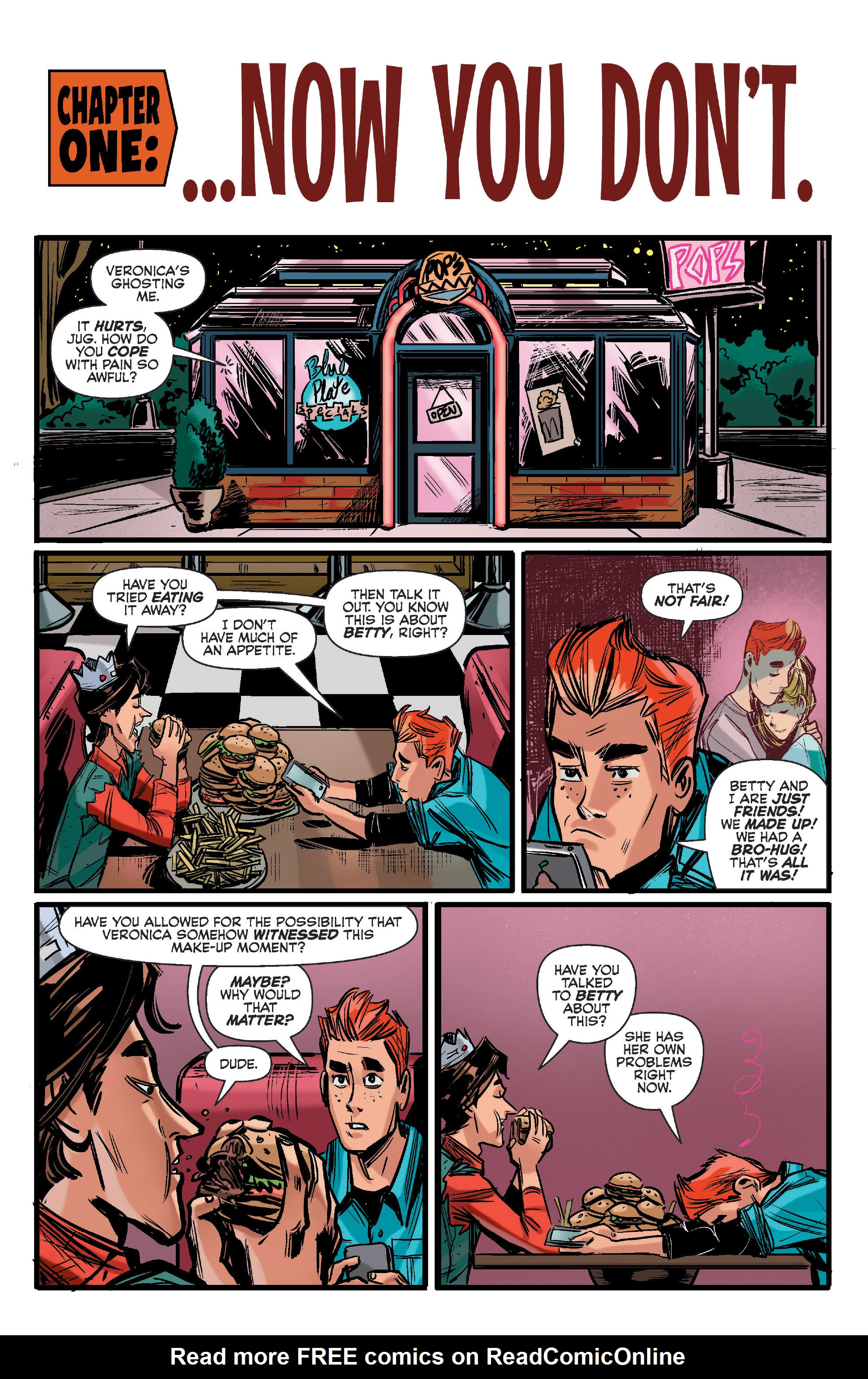 Read online Archie (2015) comic -  Issue #12 - 4